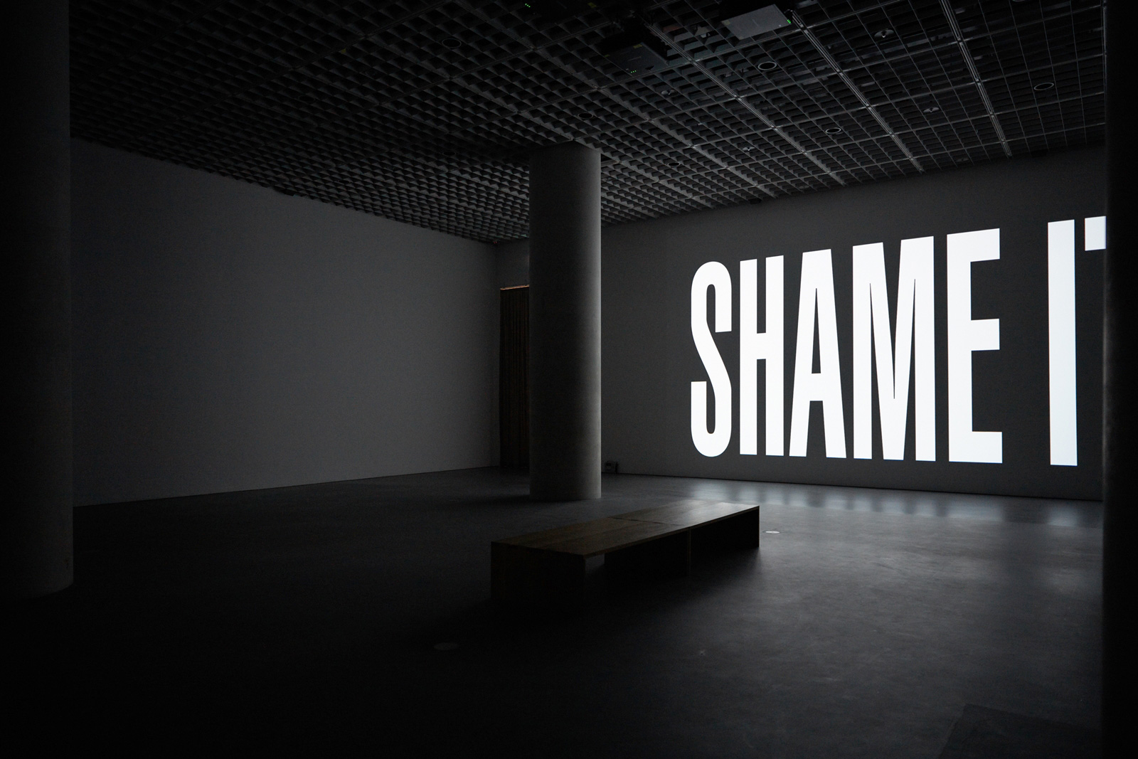Barbara Kruger - Forever, installation view 1 | Barbara Kruger | STIRworld