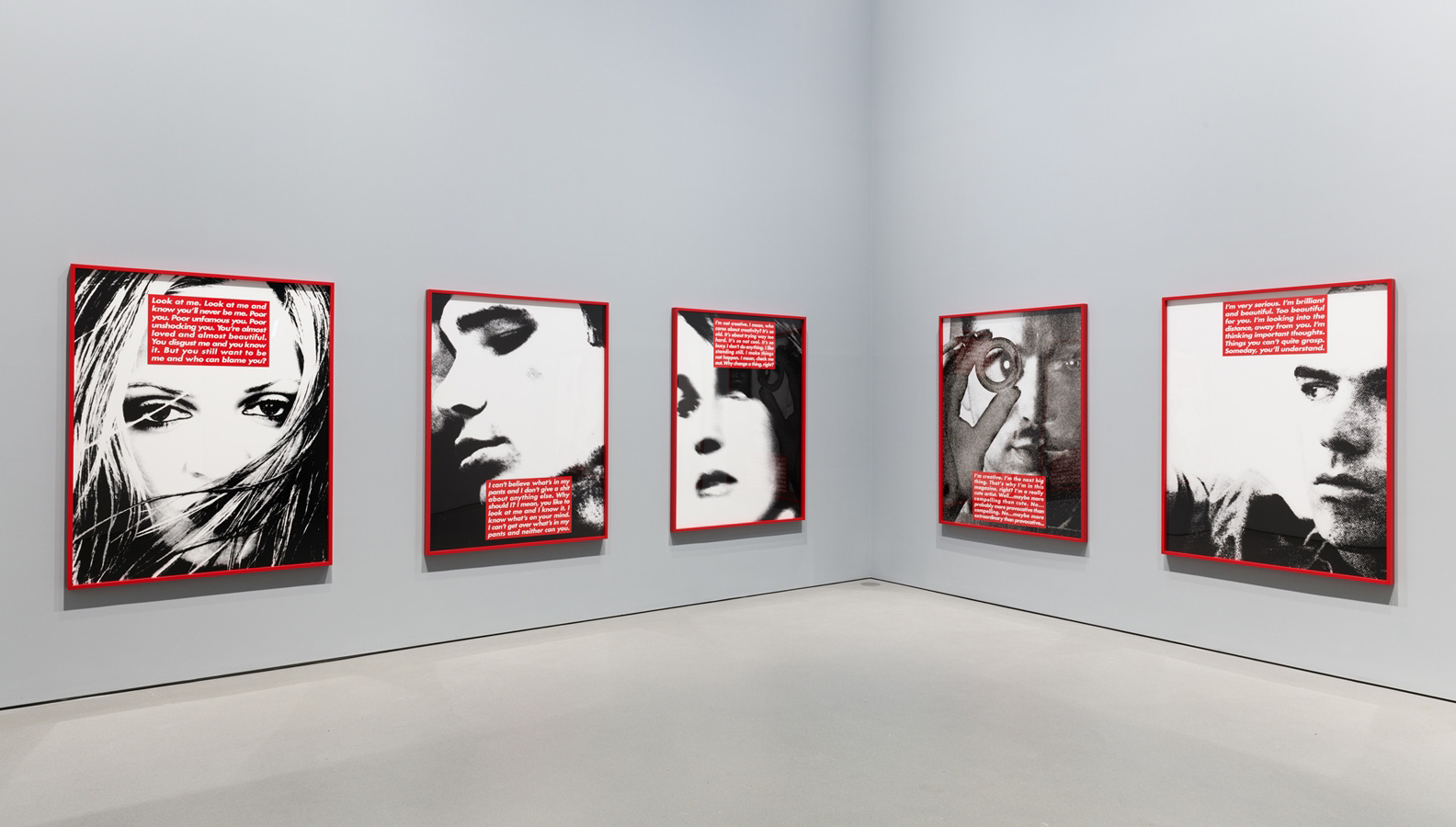 Barbara Kruger, Untitled (Project for Dazed and Confused) (APMA) | Barbara Kruger | STIRworld