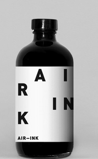 AIR-INK by Graviky Labs | Graviky Labs | STIRworld