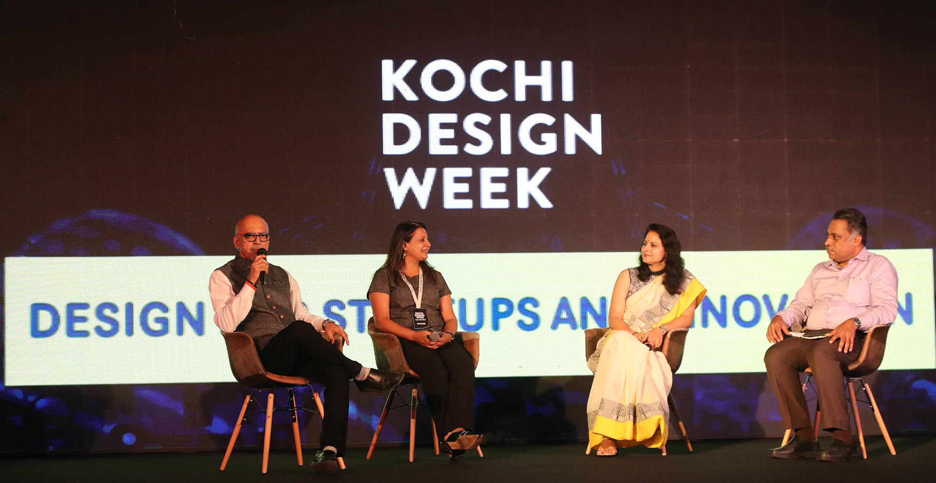 Panel Discussion on Design Startups and Innovation' at the Kochi Design Week 2019 | Kochi Design Week | STIRworld
