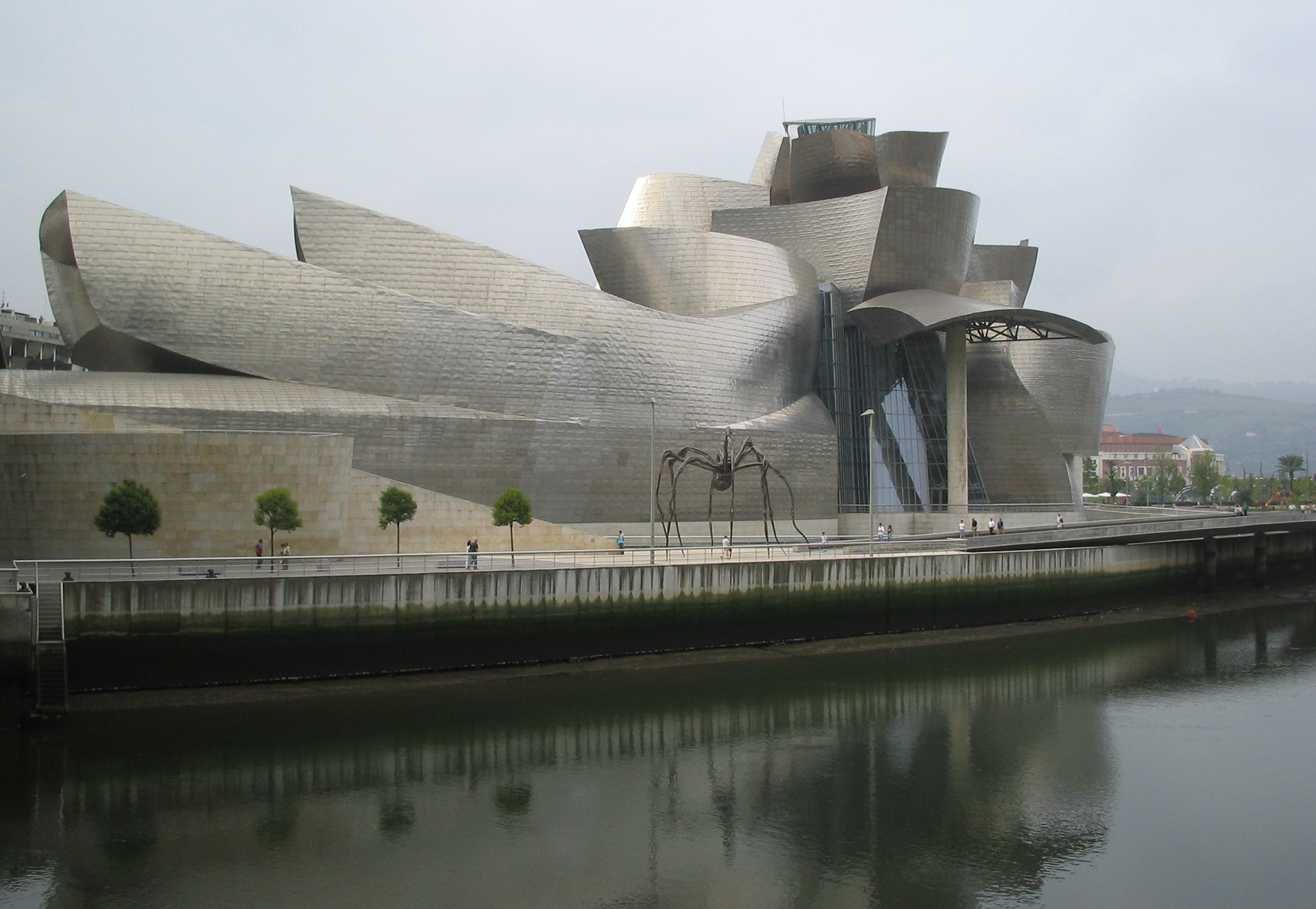 Guggenheim Bilbao designed by Frank Gehry | The Digital in Architecture | SPACE10 | STIRworld