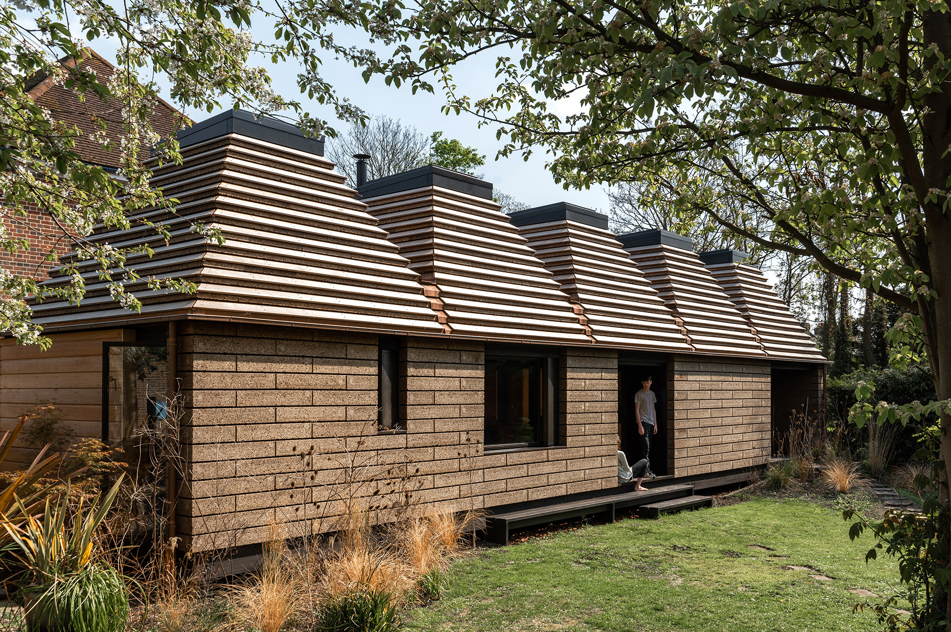The Cork House is shortlisted for RIBA Stirling Prize 2019 | Cork House | Bartlett School of Architecture | STIRworld