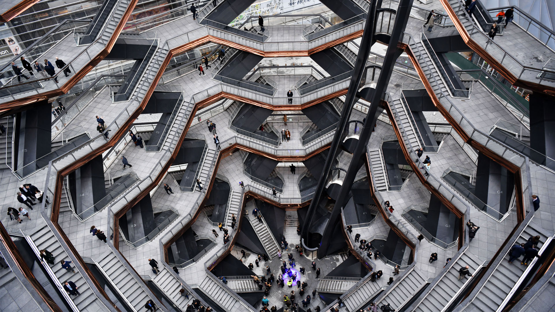 Vessel at the Hudson Yards, New York | STIRring Experiences | STIRworld