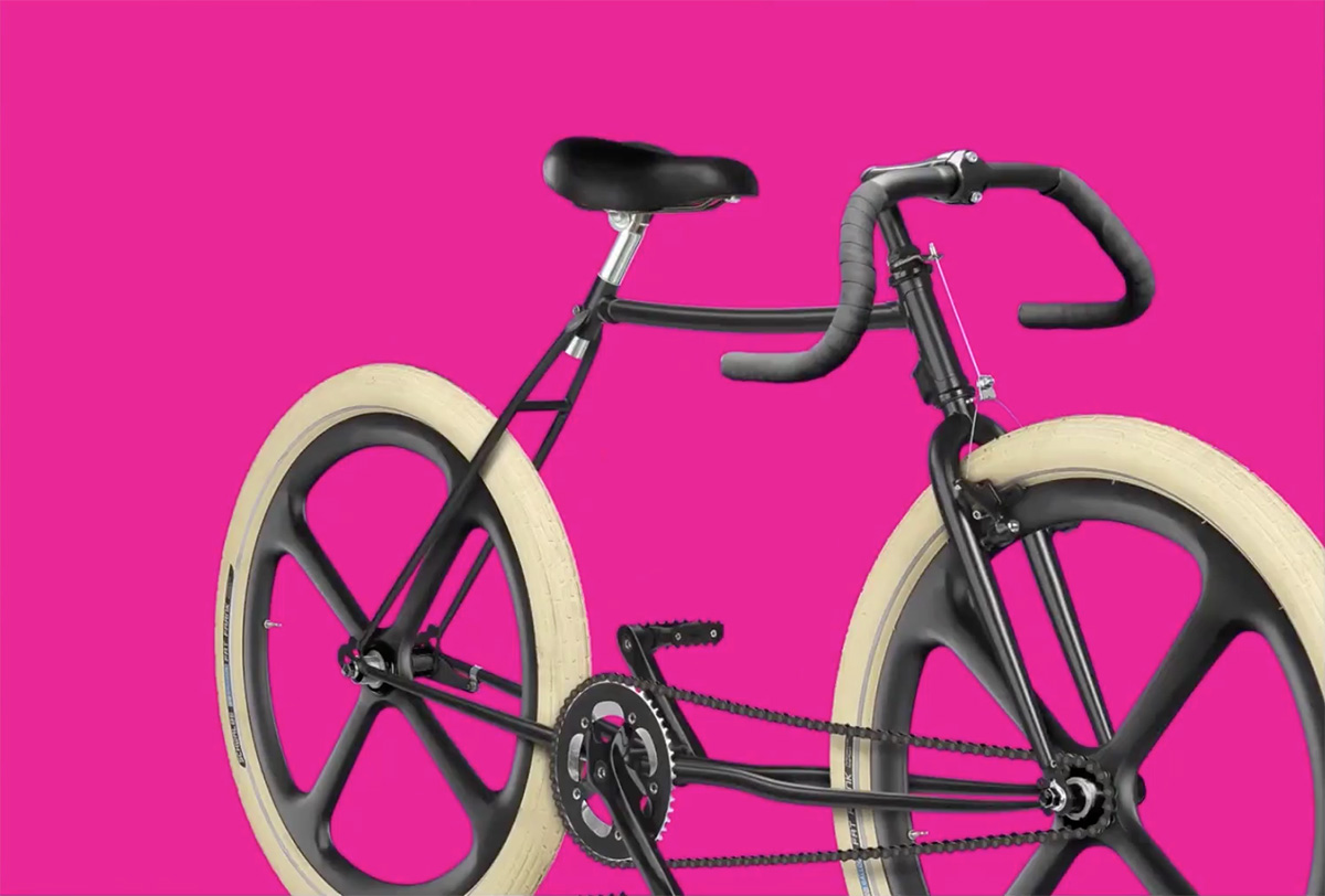 The extensive process of converting a sketch into an actual design of a bicycle by Gianluca Gimini | Velocipedia| Gianluca Gimini | STIRworld