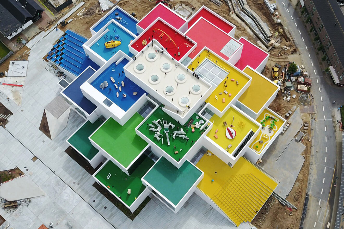 LEGO House, Billund, Denmark | Time Space Existence | PLANE-SITE | STIRworld