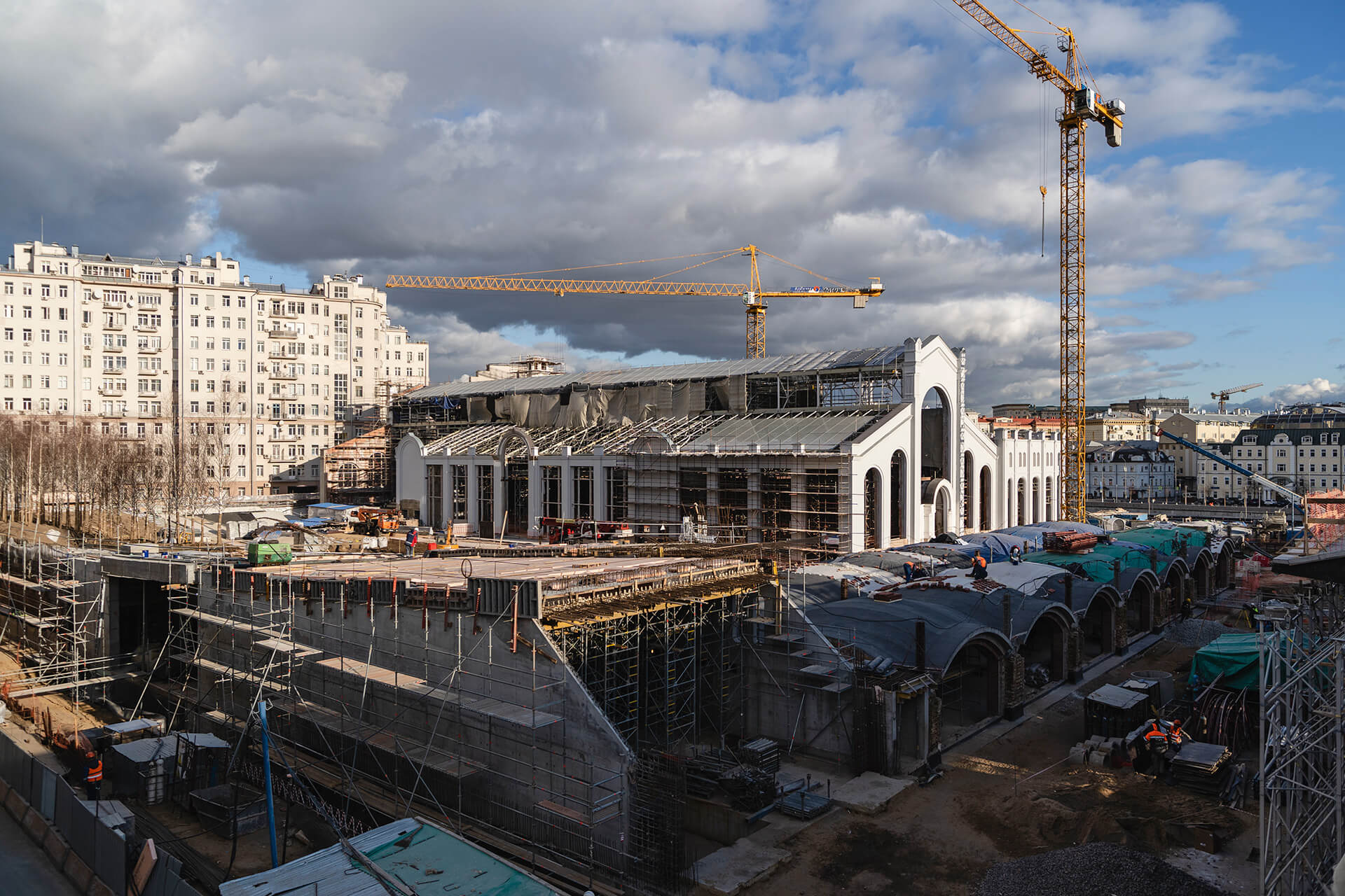 GES-2 is being transformed into a new civic and cultural space in Moscow | GES-2 | Renzo Piano Building Workshop | STIRworld