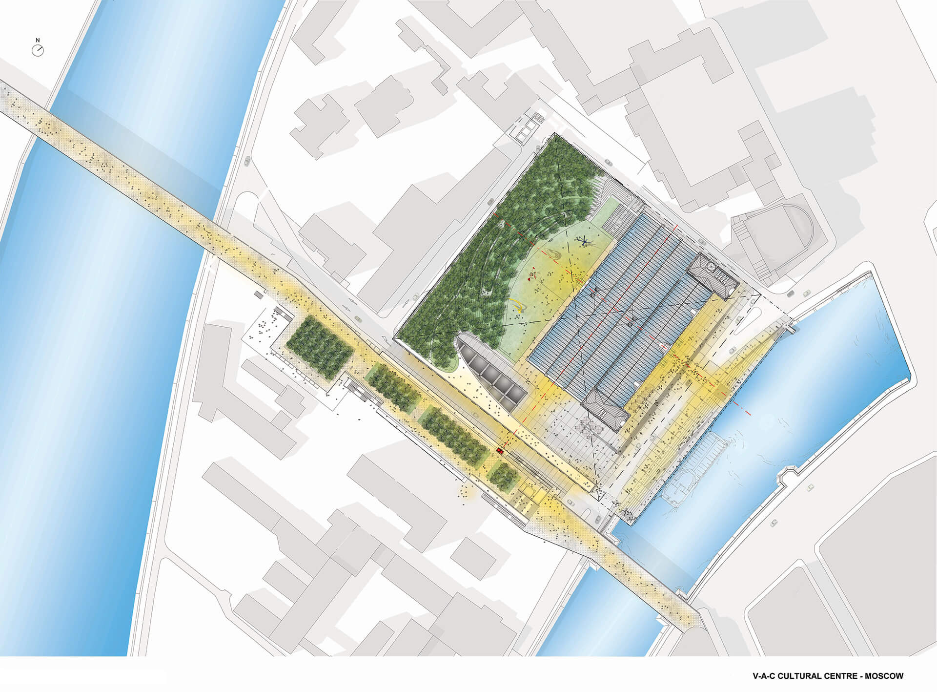 Site Plan | GES-2 | Renzo Piano Building Workshop | STIRworld