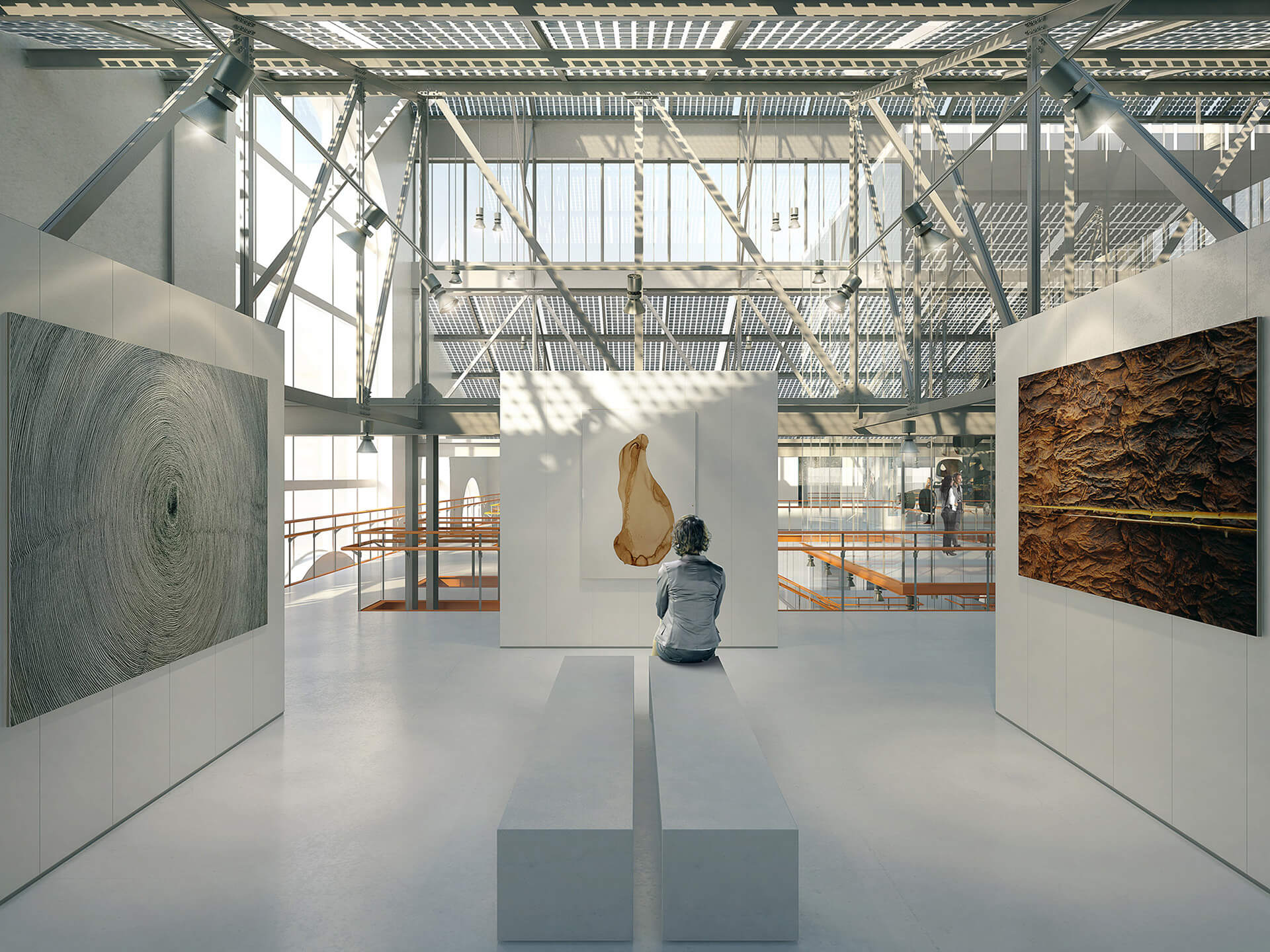 Galleries set to come alive at the GES-2 | GES-2 | Renzo Piano Building Workshop | STIRworld