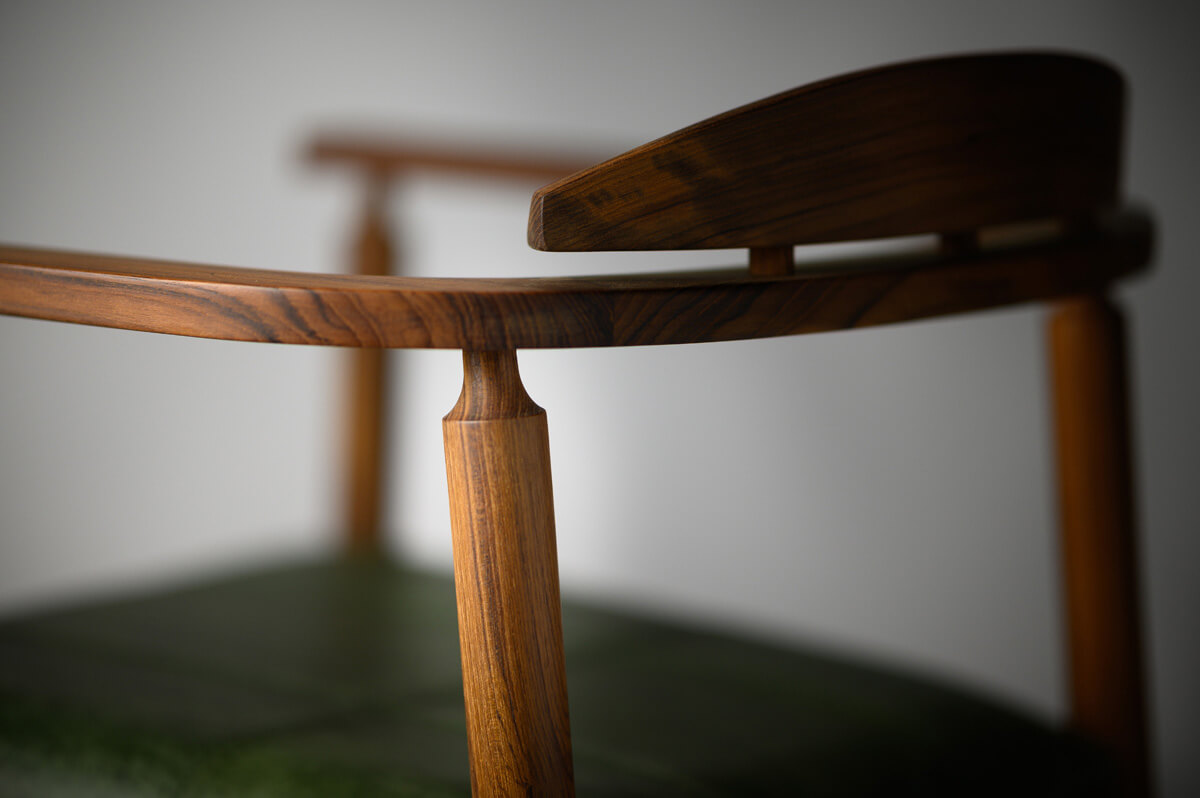 Tectona Grandis Furniture's Ligero Chair | Tectona Grandis Furniture | India | Dhruvkant Amin | STIRworld