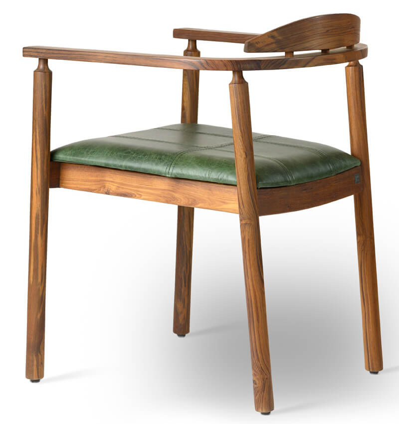 The Ligero Chair | Tectona Grandis Furniture | India | Dhruvkant Amin | STIRworld