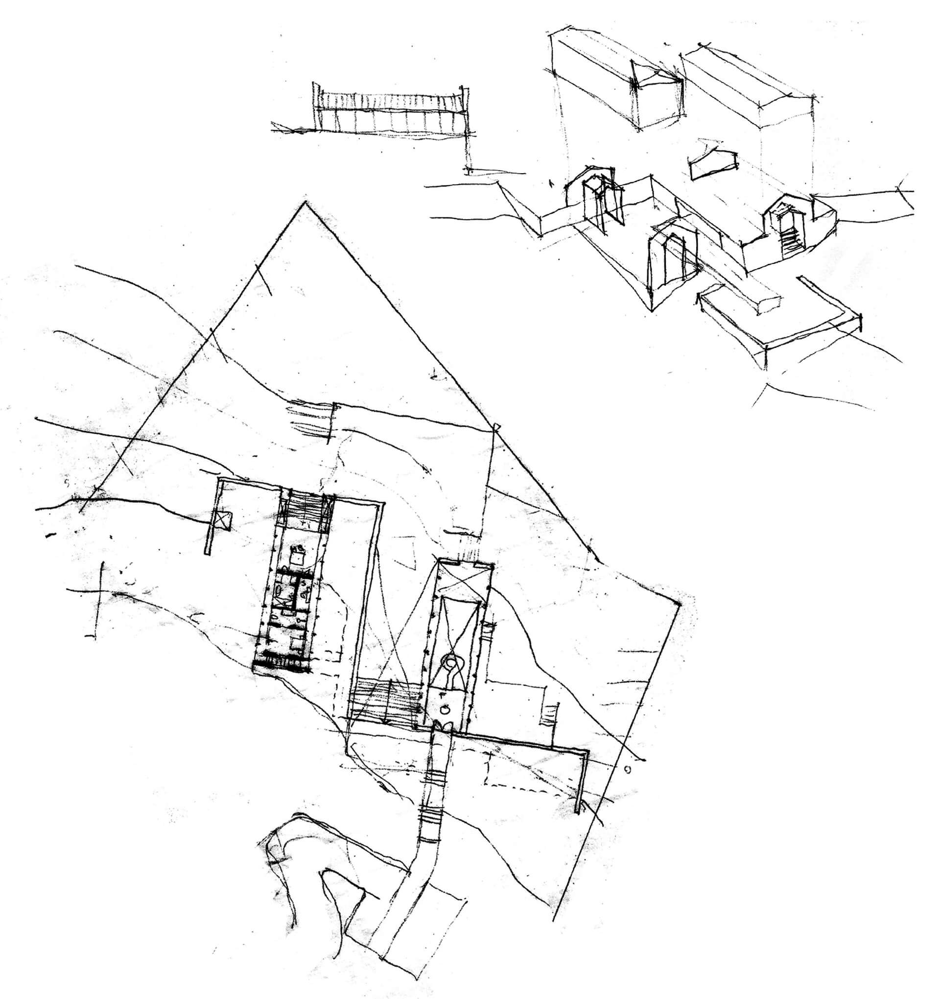 Step 11: Spaces are outlined and defined | Plantation Retreat | Architecture BRIO | STIRworld