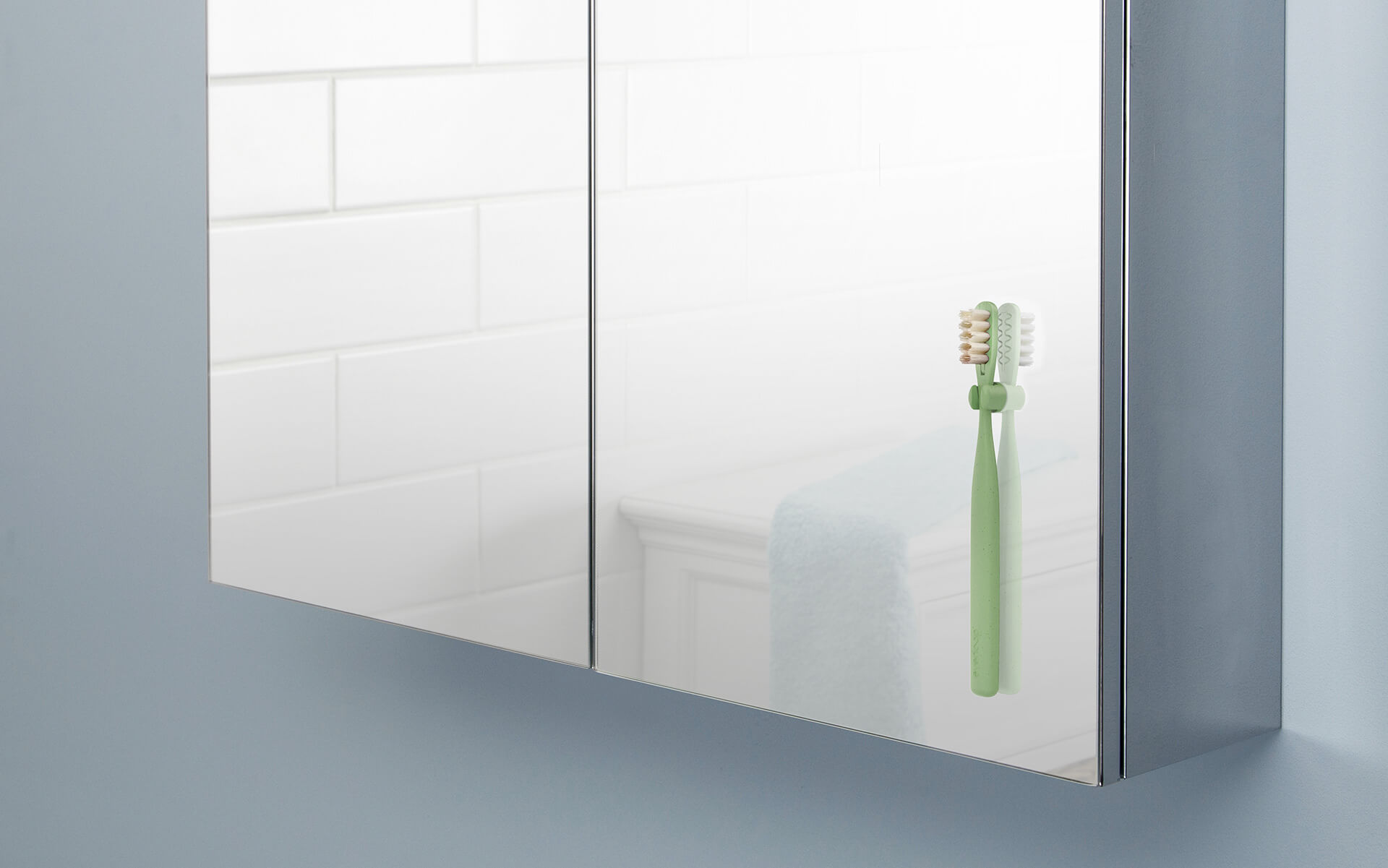 Everloop toothbrush – an eco-friendly product for oral care | Everloop Toothbrush | NOS | STIRworld