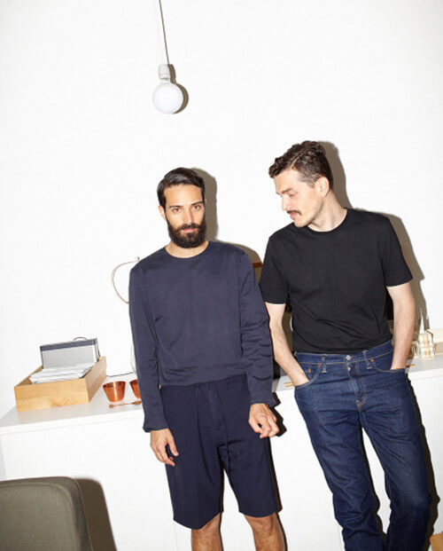 Andrea Trimarchi and Simone Farresin form Formafantasma - Italian designer duo based in Amsterdam, The Netherlands | Cambio by Formafantasma at the Serpentine Gallery | STIRworld