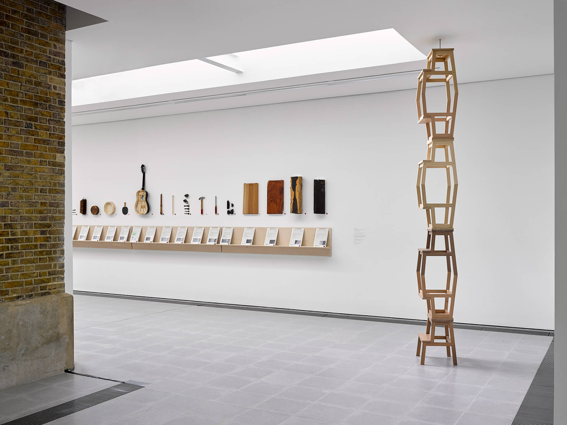 Formafantasma, Cambio (Installation view 3, Serpentine Galleries, 4 March – 17 May 2020) | Cambio by Formafantasma at the Serpentine Gallery | STIRworld