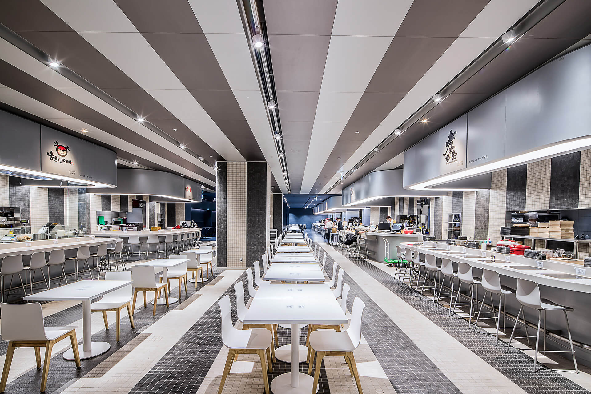 The Galleria's deli | Galleria in Gwanggyo by OMA | STIRworld