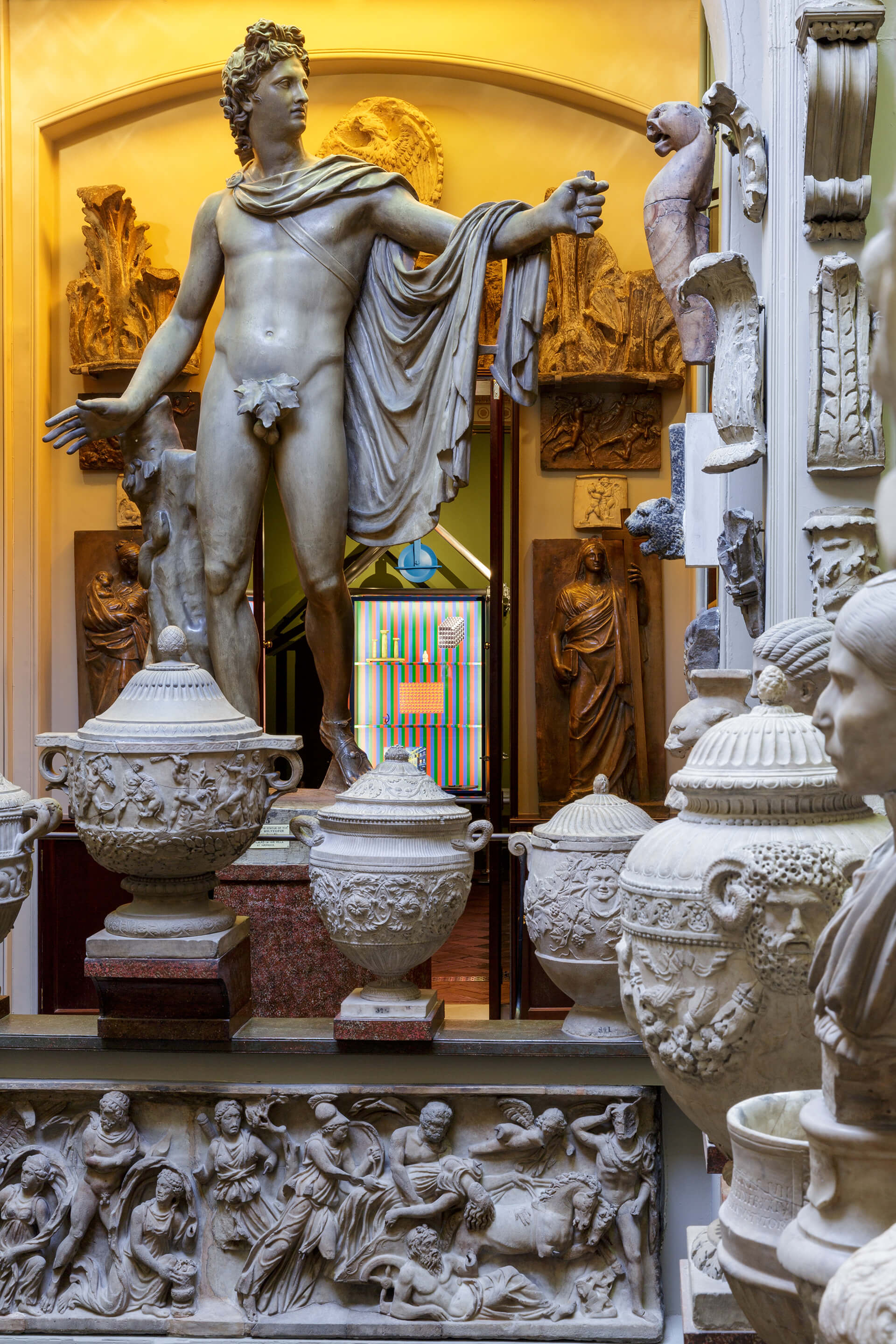 The former house of neo-classical architect Sir John Soane displays his drawings, paintings, models and collections  | John Soane Museum| All that could have been | STIRworld