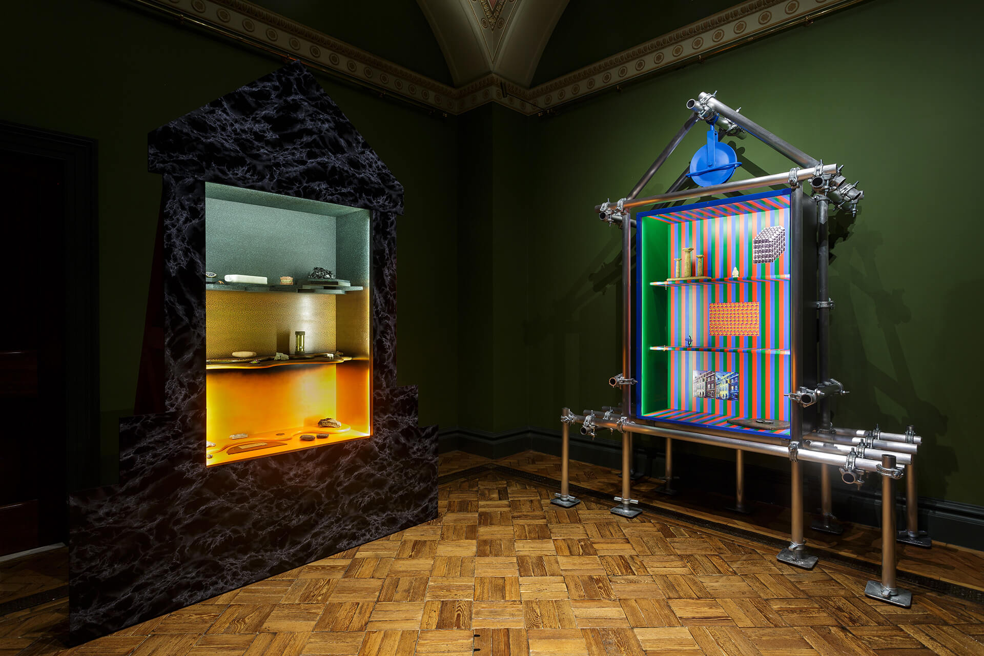 The installations depicting past and present state of architecture | John Soane Museum| All that could have been | STIRworld