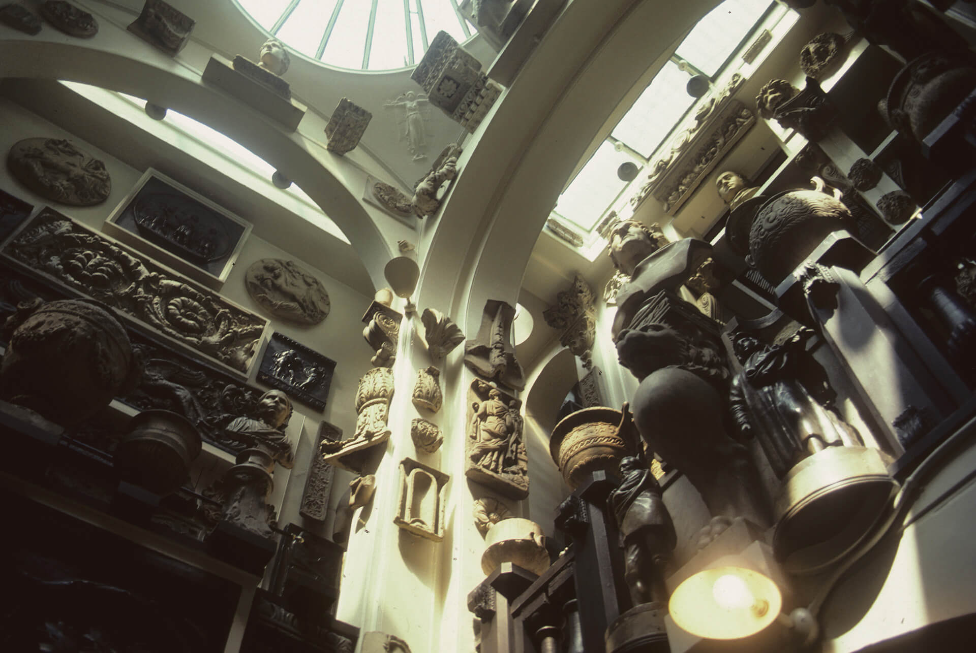 The Sir John Soane museum for the most part retains Soane's original crowded 'hang', as the Soane Museum Act requires | John Soane Museum | All that could have been | STIRworld