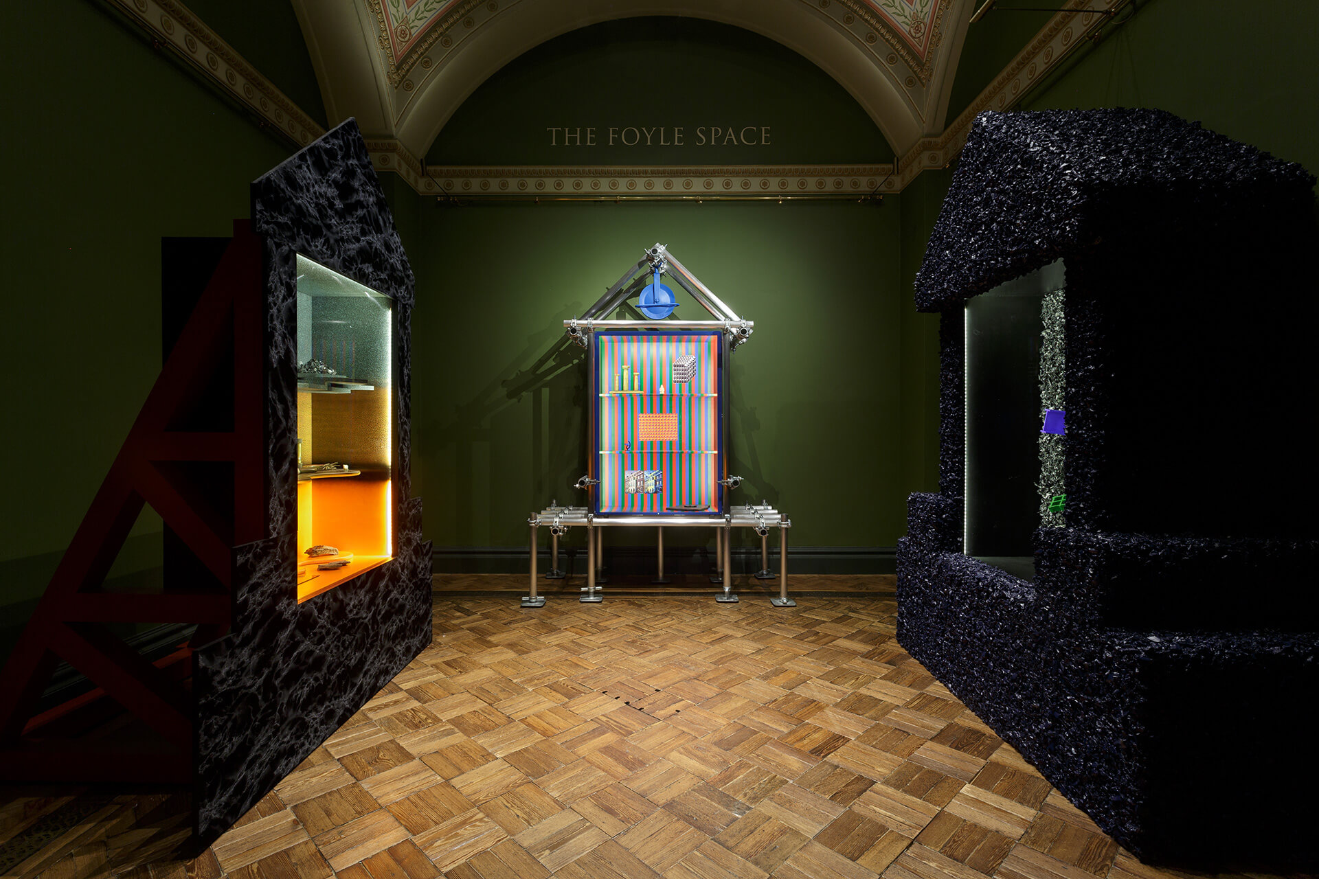 The installations at Sir John Soane Museum, created by CAN architecture studio and artist Harry Lawson | John Soane Museum| All that could have been | STIRworld