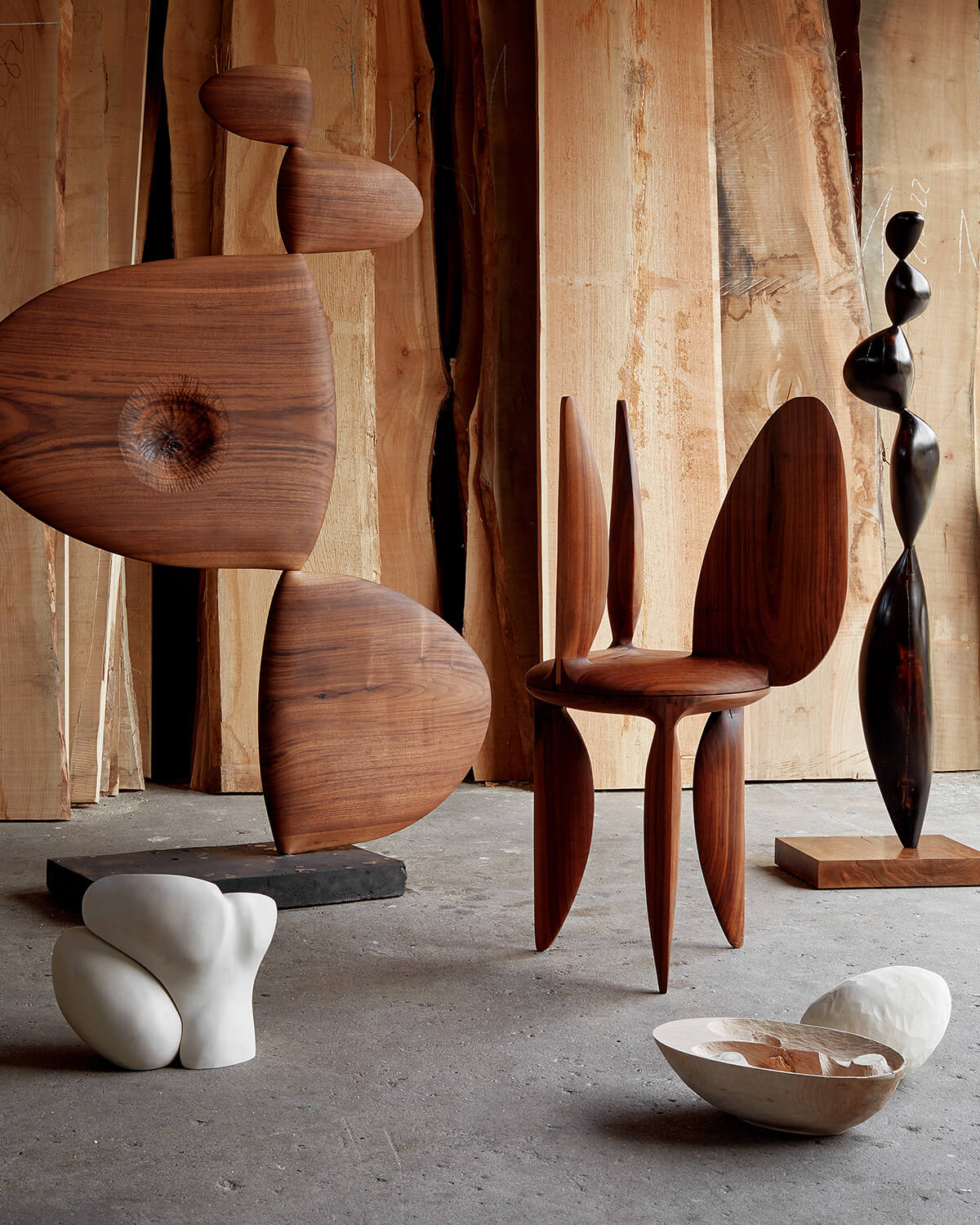 Wooden masterpieces by Nicholas Shurey | Nicholas Shurey | 10 wood sculptors you should know | STIRworld