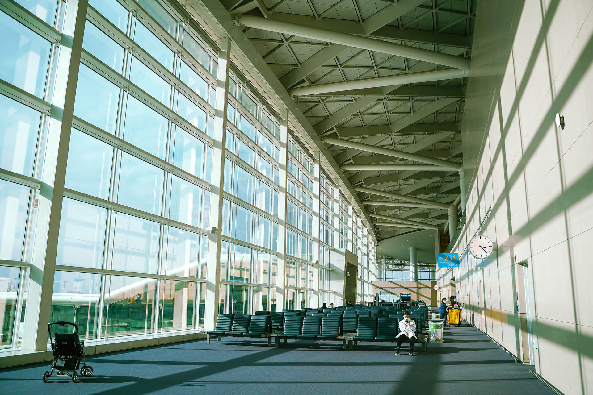 International airports during COVID-19    | Gensler Bangalore India | COVID Predictions | STIRworld