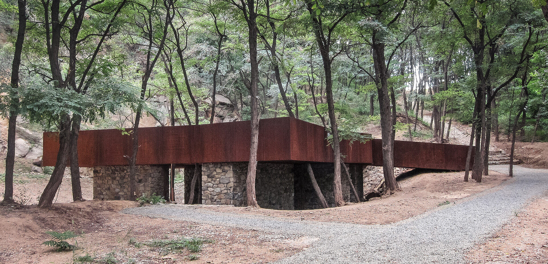 Rocknave Teahouse (2015) | Li Hua | Trace Architecture Office | STIRworld
