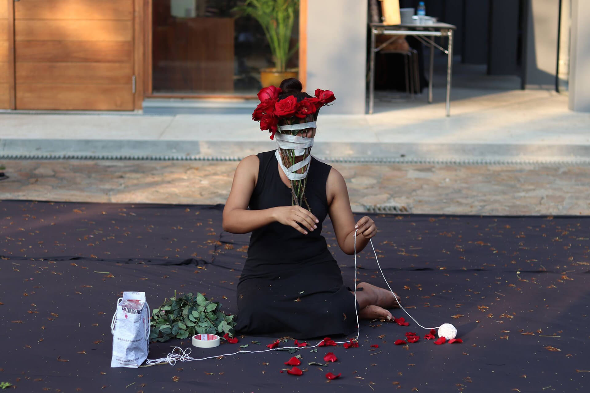 Thyitar's work is the only performance art piece nominated for the 2020 award | Sovereign Asian Art Prize 2020 finalist Khyin Mint or Thyitar | STIRworld