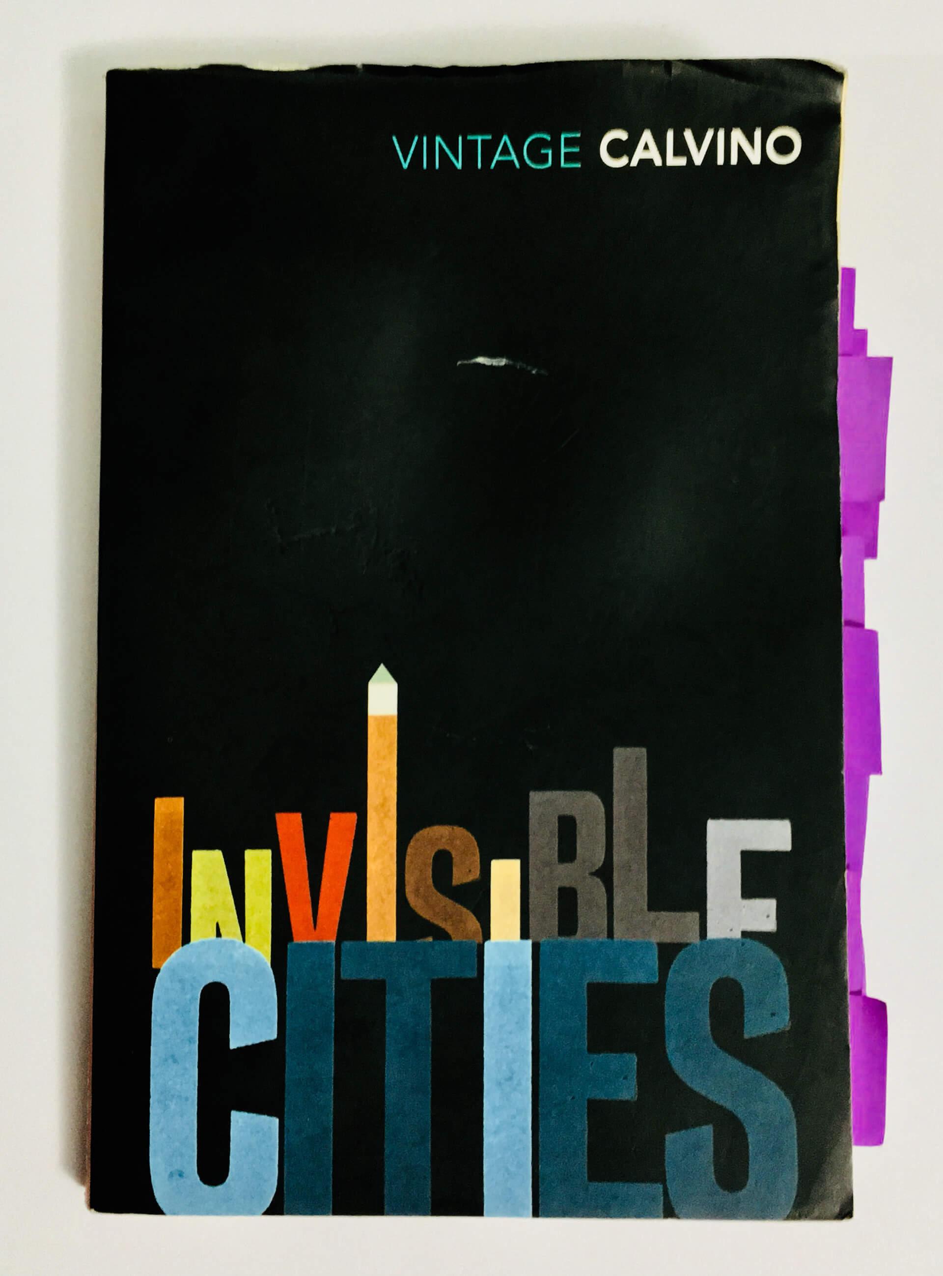 Navigating The Fantastical Routes Of Italo Calvino S Invisib