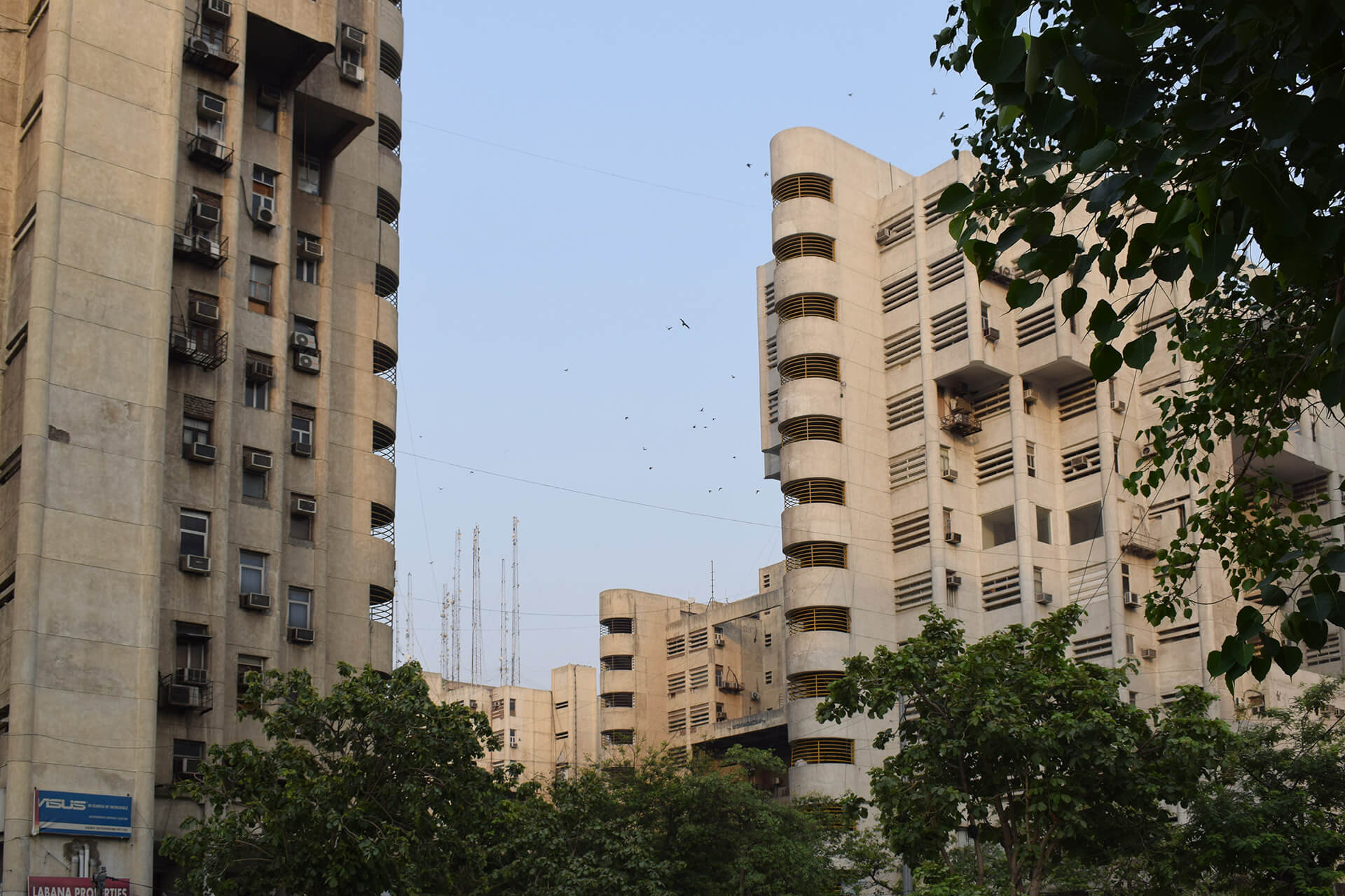 Janakpuri District Centre designed by The Design Group for DDA in 1984 | Land as public amenity | Ranjit Sabikhi | STIRworld