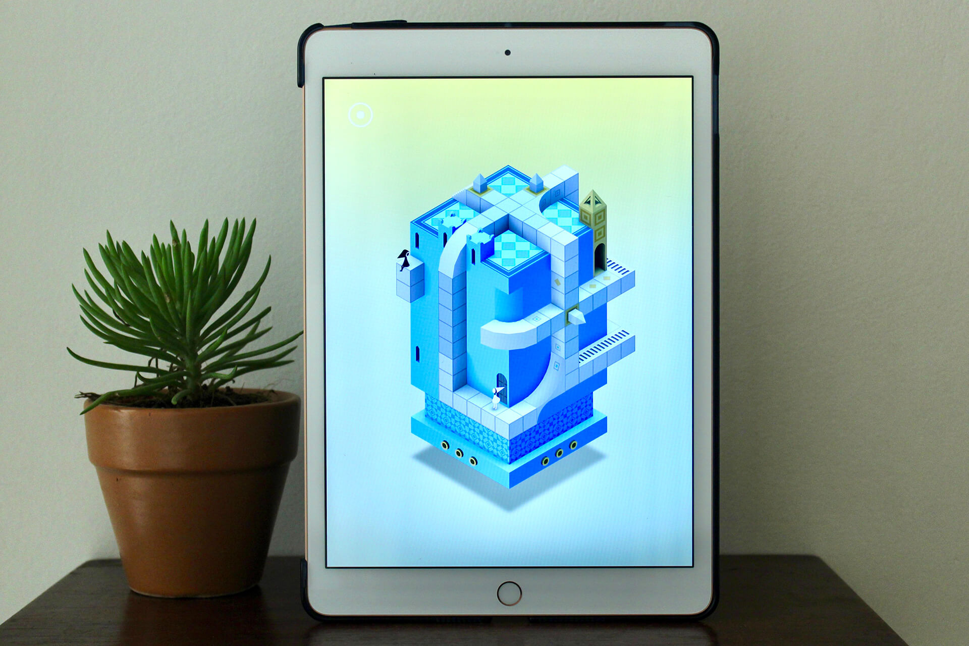 Monument Valley is an award-winning game created by Ustwo Games and published in 2014 | Ustwo Games | Gamescapes | STIRworld