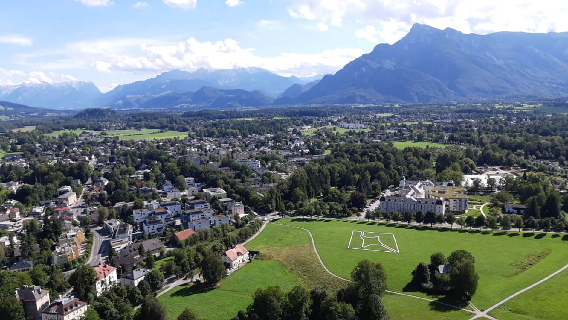 Some of the most astonishing views of Salzburg can be accessed from the windows of the Salzburg Summer Academy, within the Fortress Hohensalzburg | STIRworld