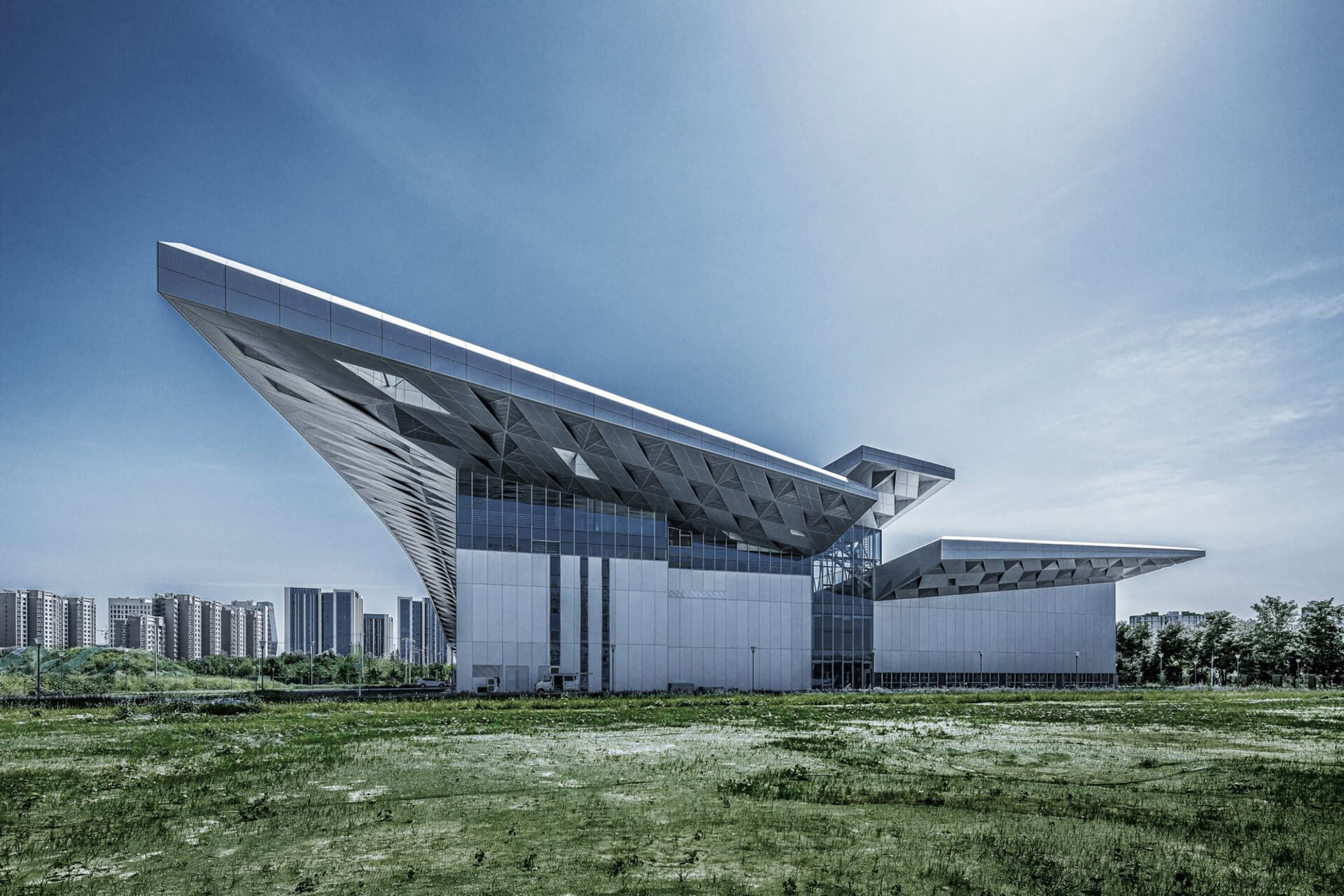 The Beijing Institute of Technology Sports Center | Atelier Alter | Beijing | STIRworld