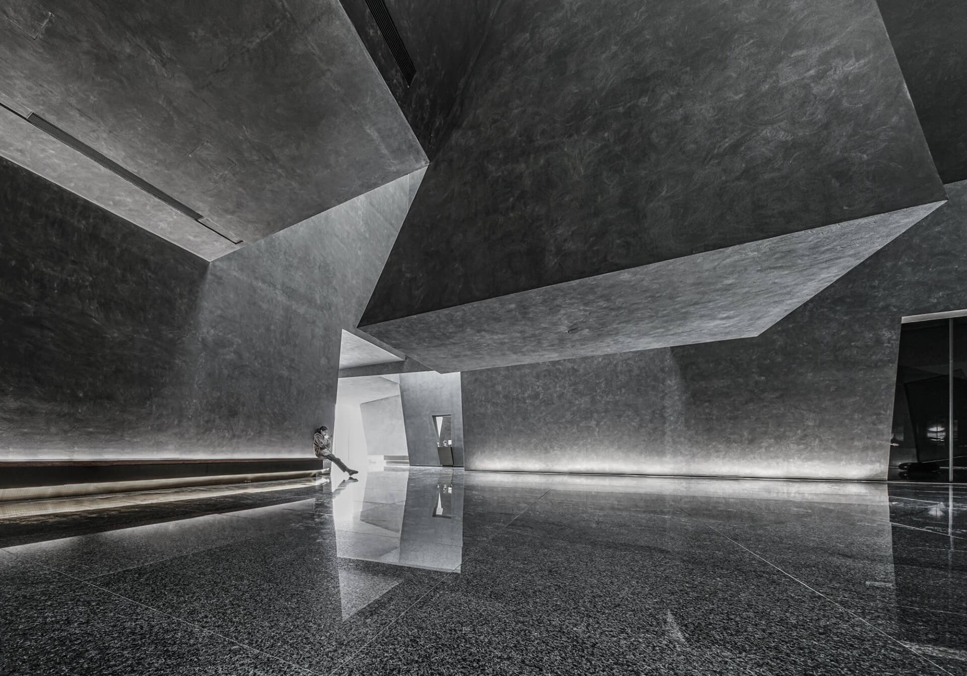 The Yingliang Stone Natural History Museum | Atelier Alter | Beijing | STIRworld