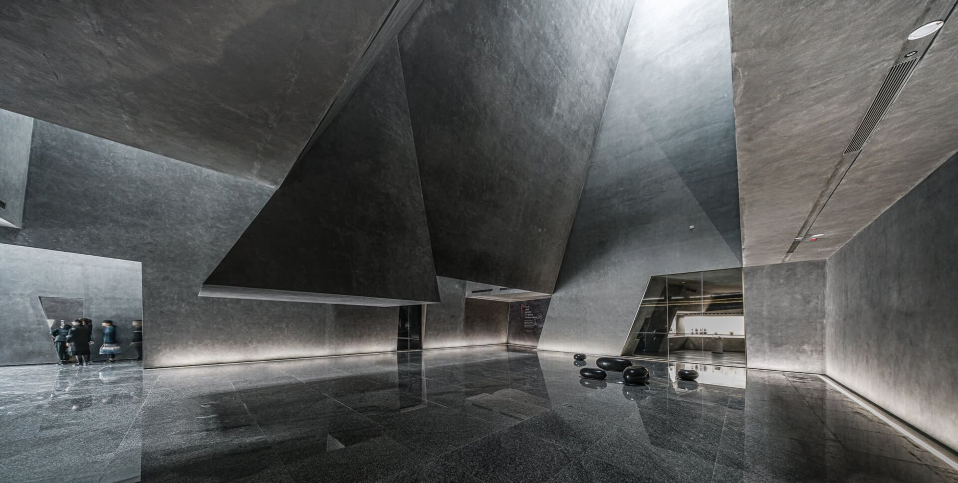 Inside the Yingliang Stone Natural History Museum | Atelier Alter | Beijing | STIRworld