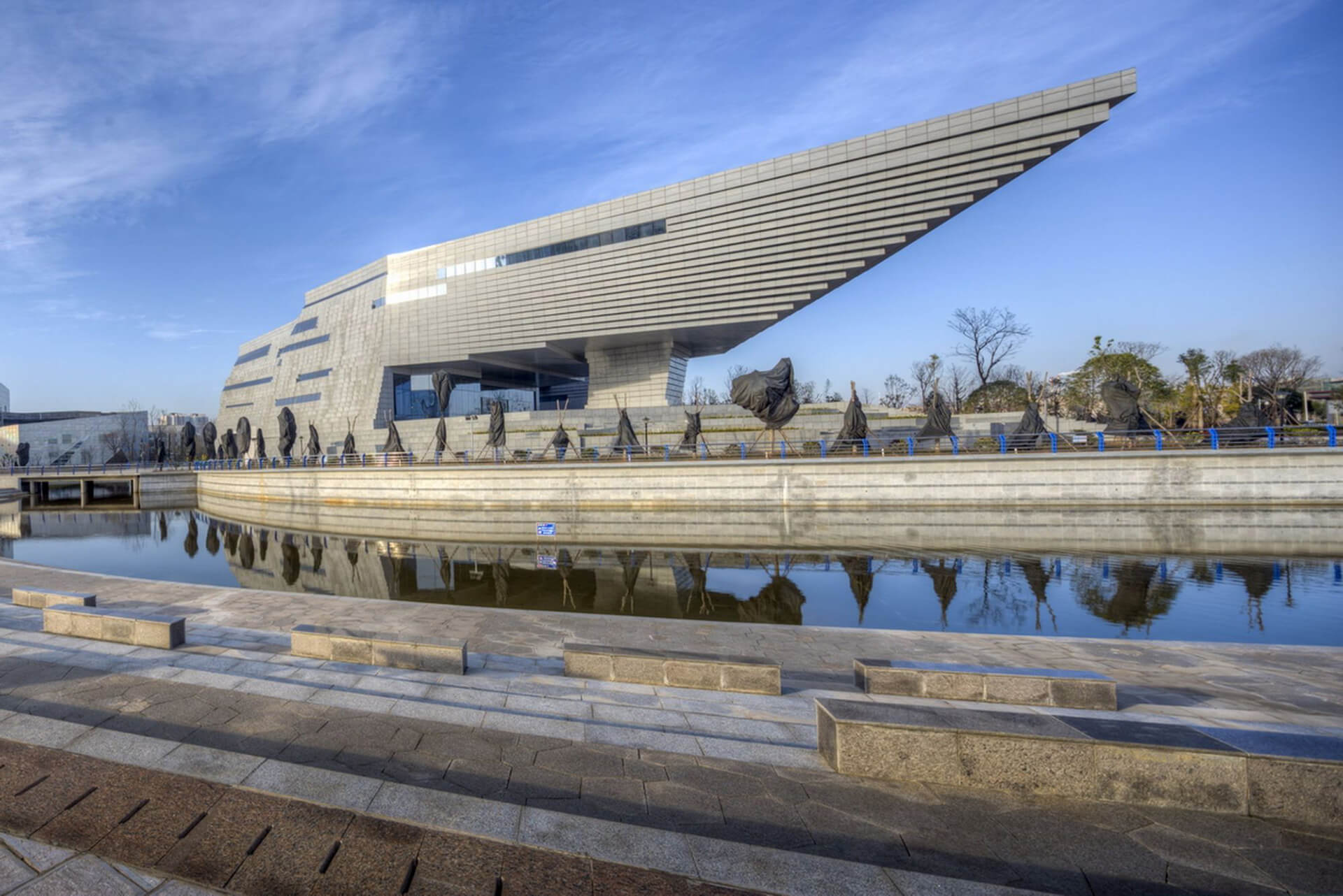 Qujing Culture Center | Atelier Alter | Beijing | STIRworld