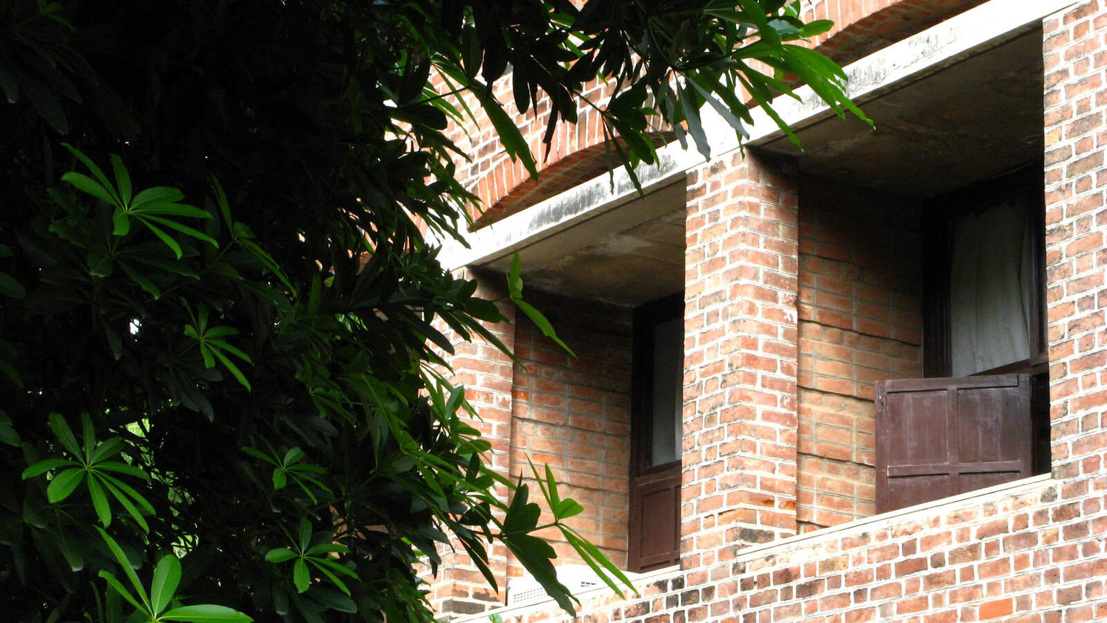 The dorm no. 15-D was used as a model to attempt restoration efforts | IIM Ahmedabad Demolition | Prof Jaimini Mehta | STIRworld