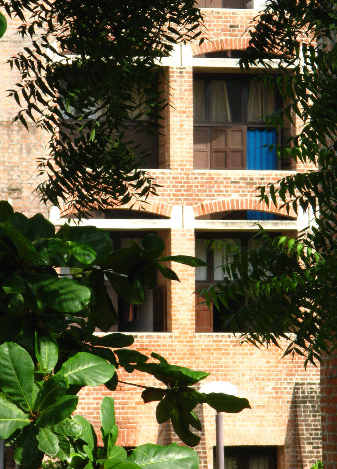 The 18 dormitories in the campus are a part of the whole and demonstrate the idea of 'between spaces' | IIM Ahmedabad Demolition | Prof Jaimini Mehta | STIRworld