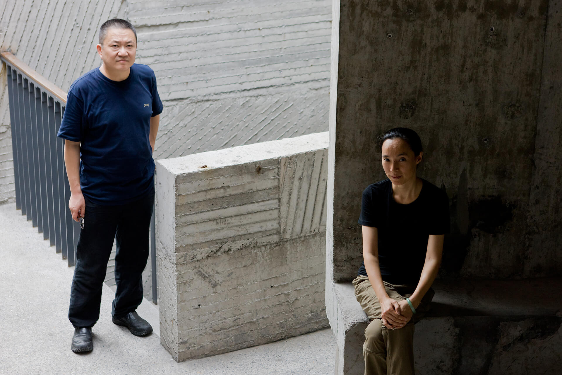 Wang Shu and Lu Wenyu | Vladimir Belogolovsky in conversation with architect WANG Shu | STIRworld