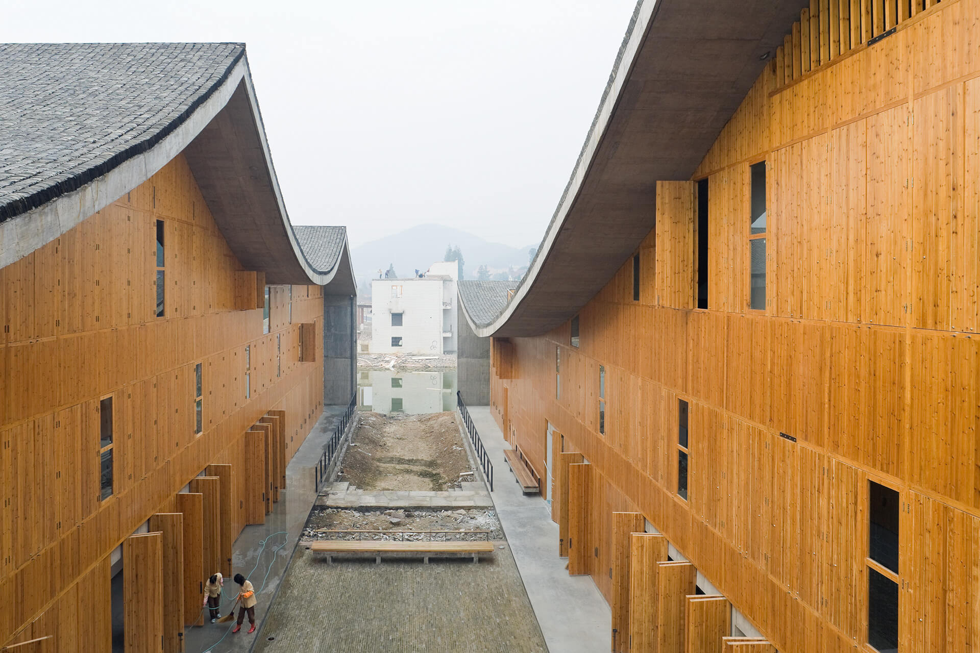 Xiangshan Campus, China Academy of Art in China | Vladimir Belogolovsky in conversation with architect Wang Shu | STIRworld