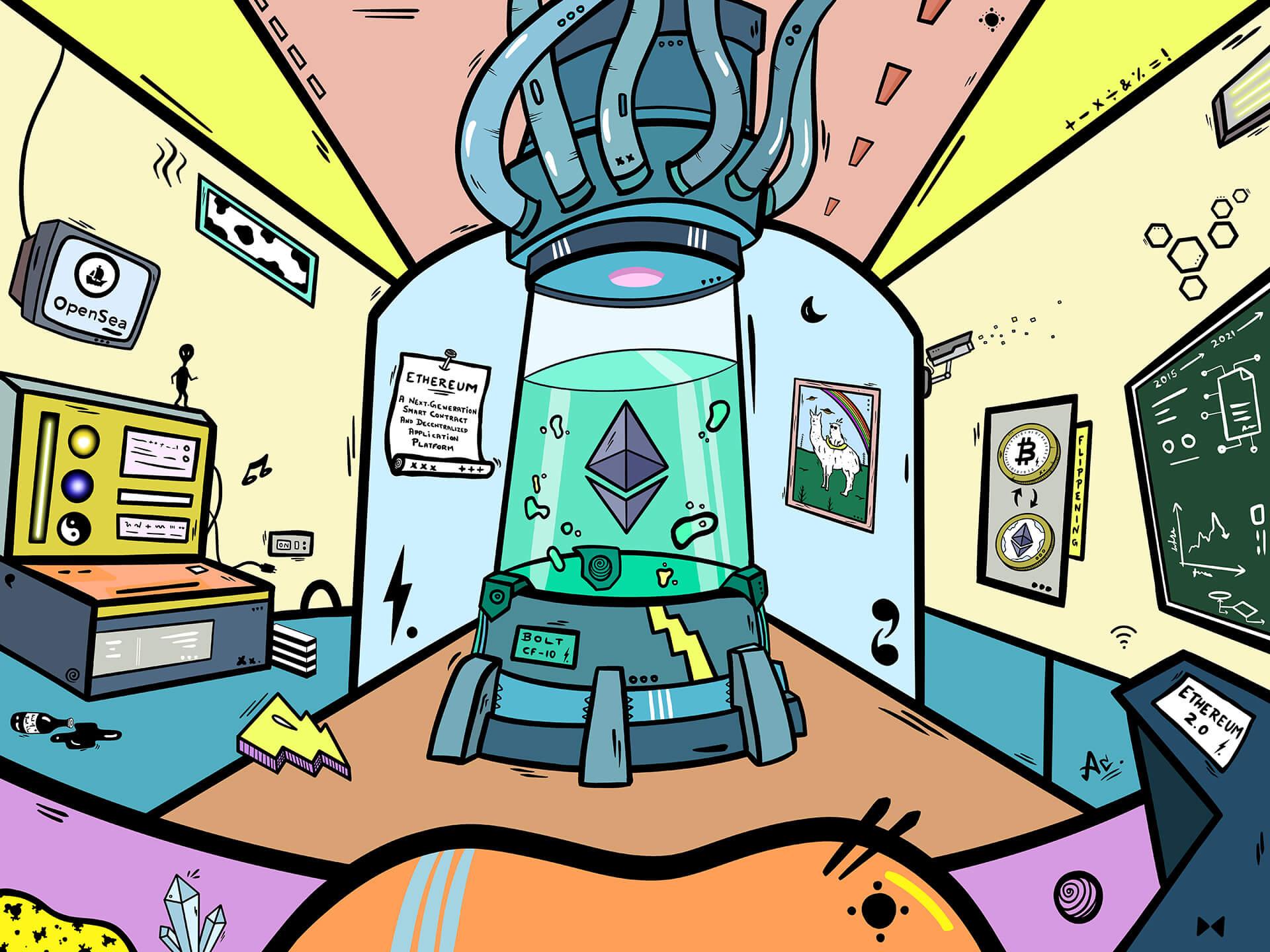 Vitalik's experiments   Aditya Chawla   STIRworld