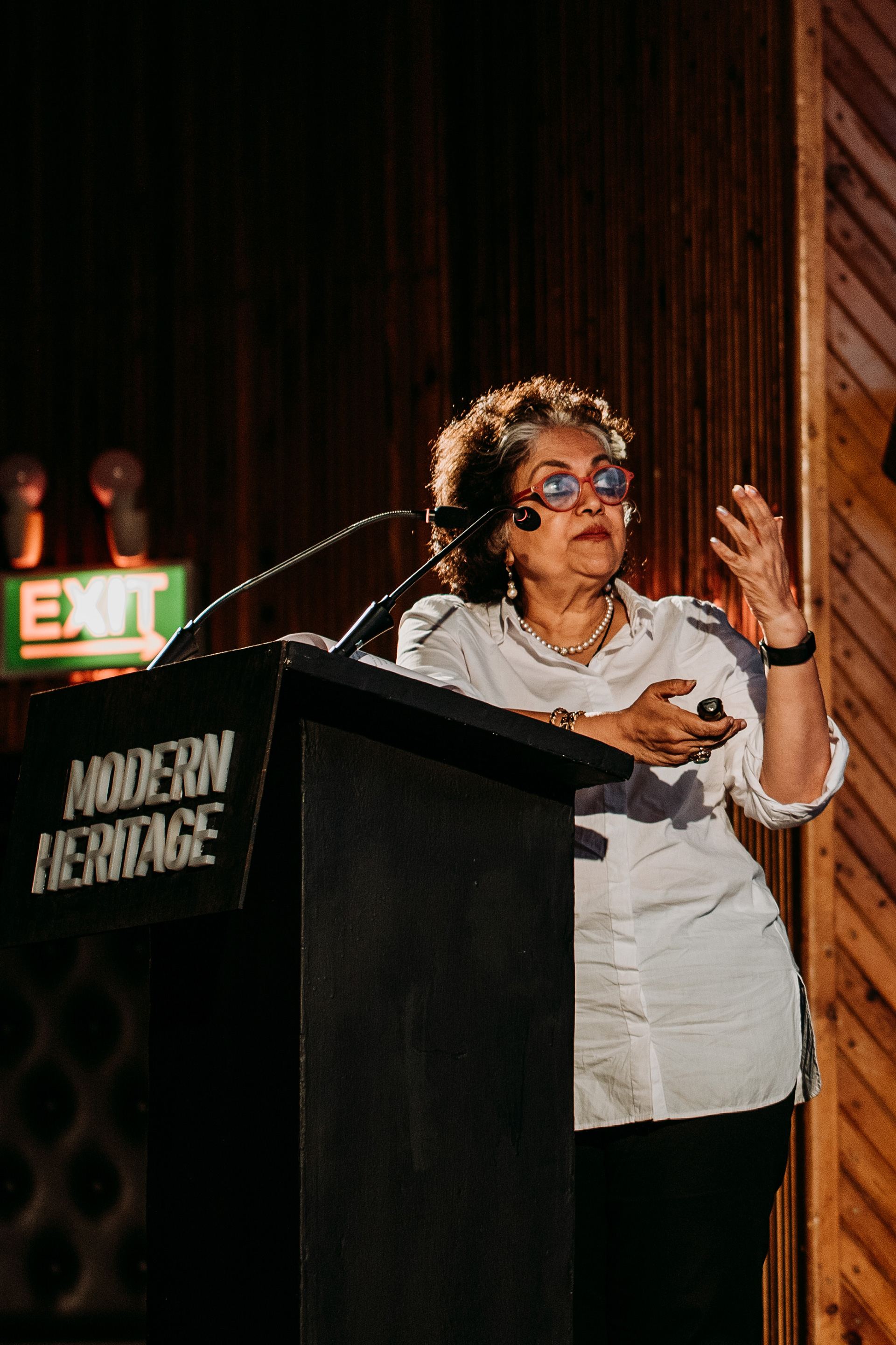 Alka Pande on 'Aesthetic Indian modernities' | Frame Conference | India | STIR