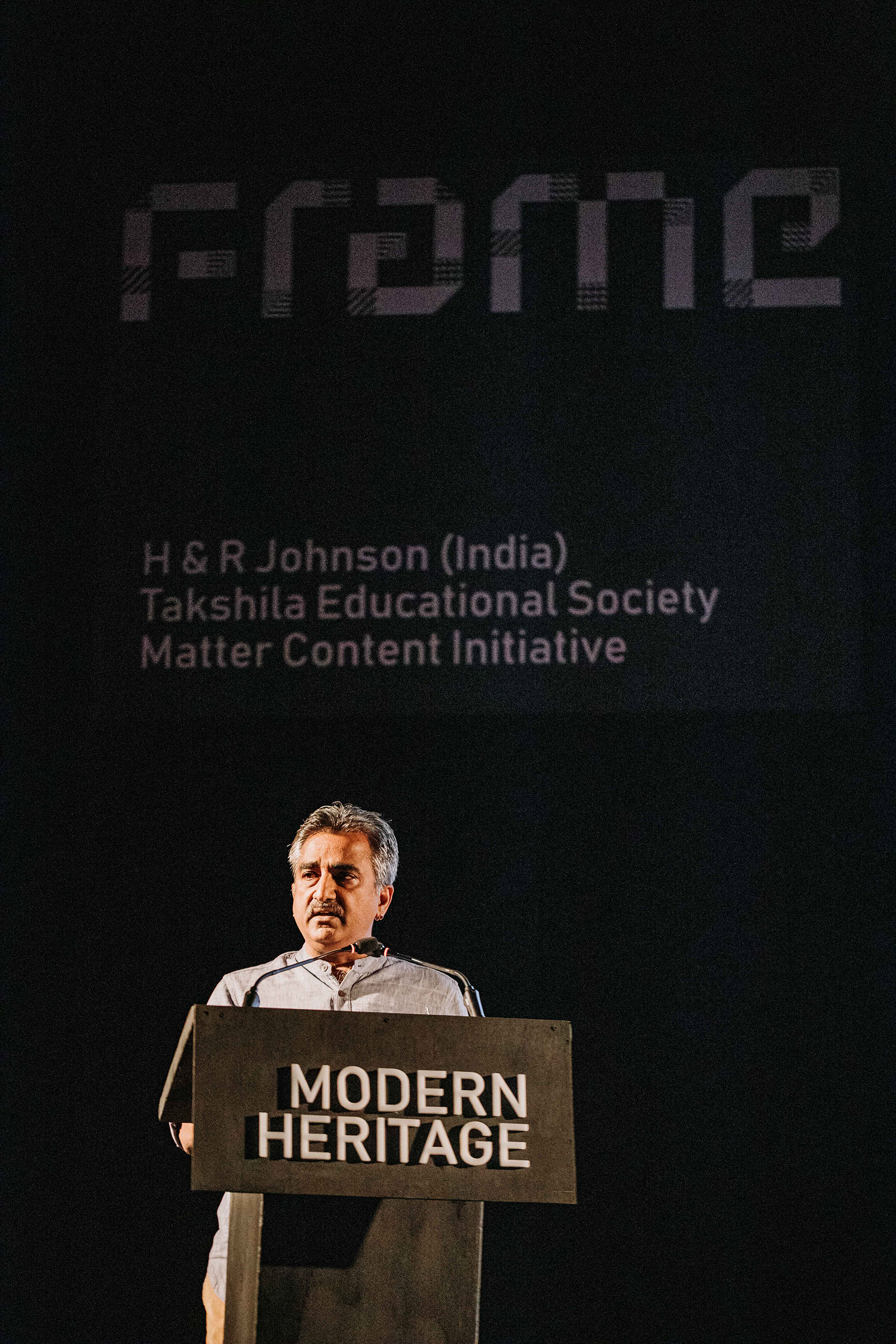 A Srivathsan on 'The Sacred in Modern India' | Frame Conference | India | STIR