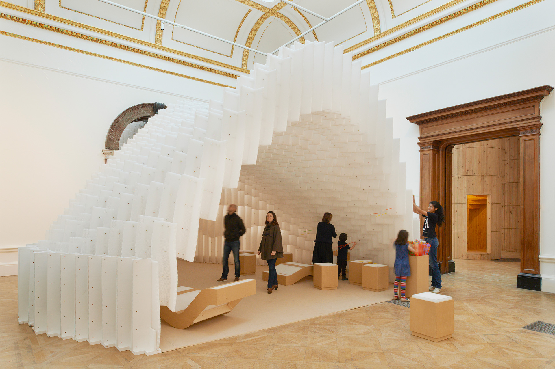 Sensing Spaces: Architecture Reimagined by Diebedo Francis Kere | Human within the Architect | Prem Chandavarkar | STIR