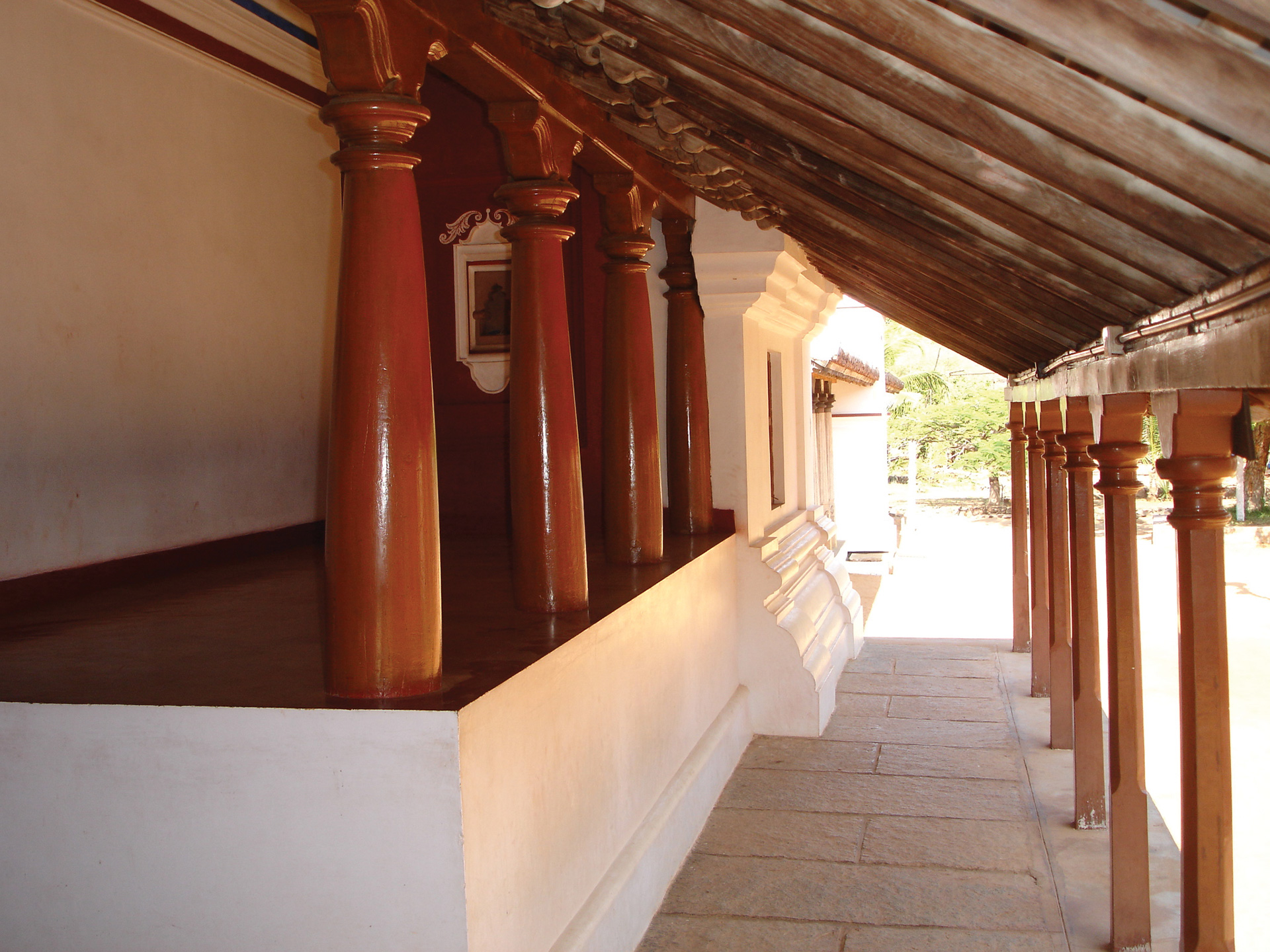 A traditional verandah in Tamil Nadu | Shirish Beri | STIR