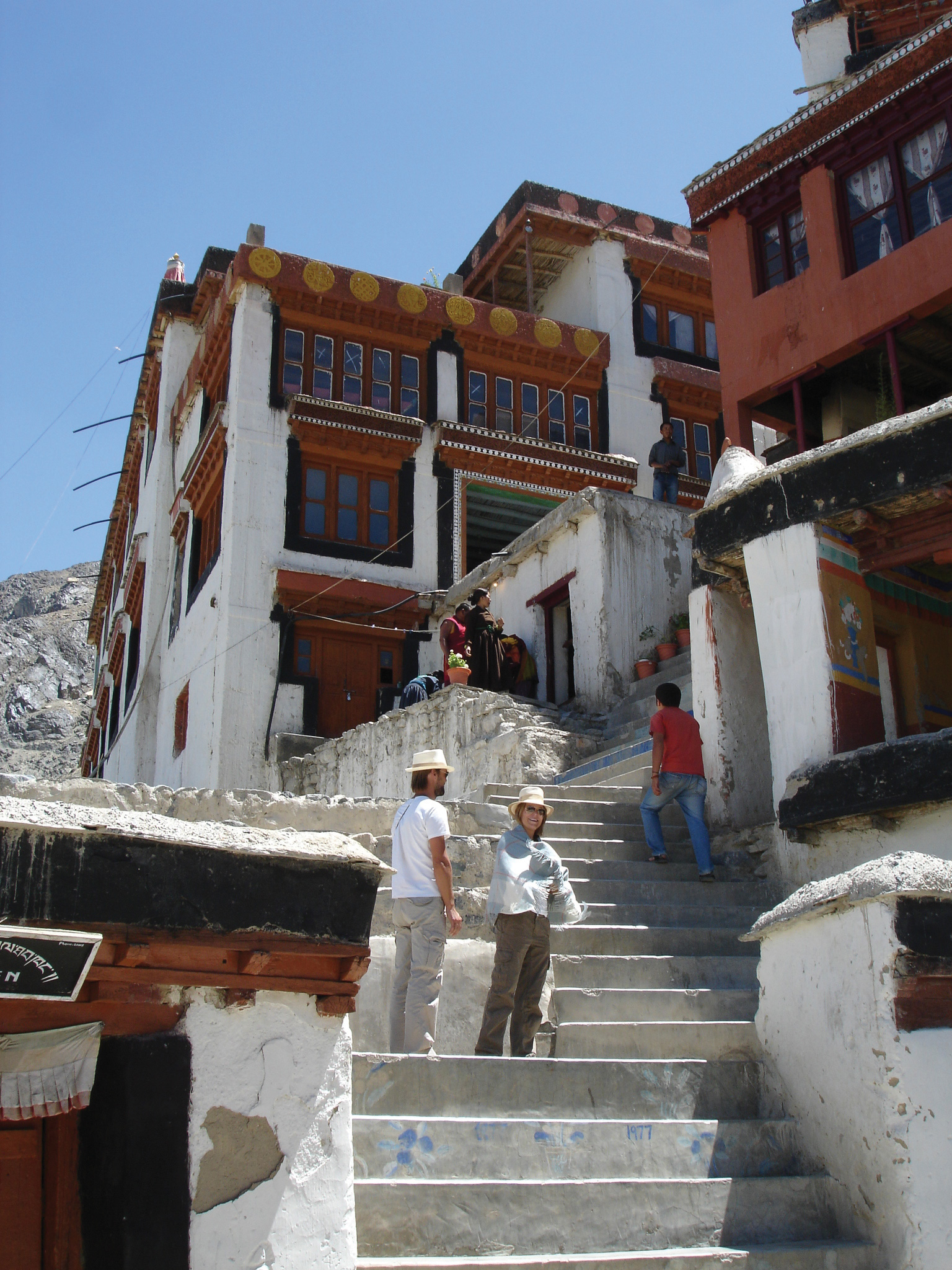 A monastery in Ladakh | Shirish Beri | STIR