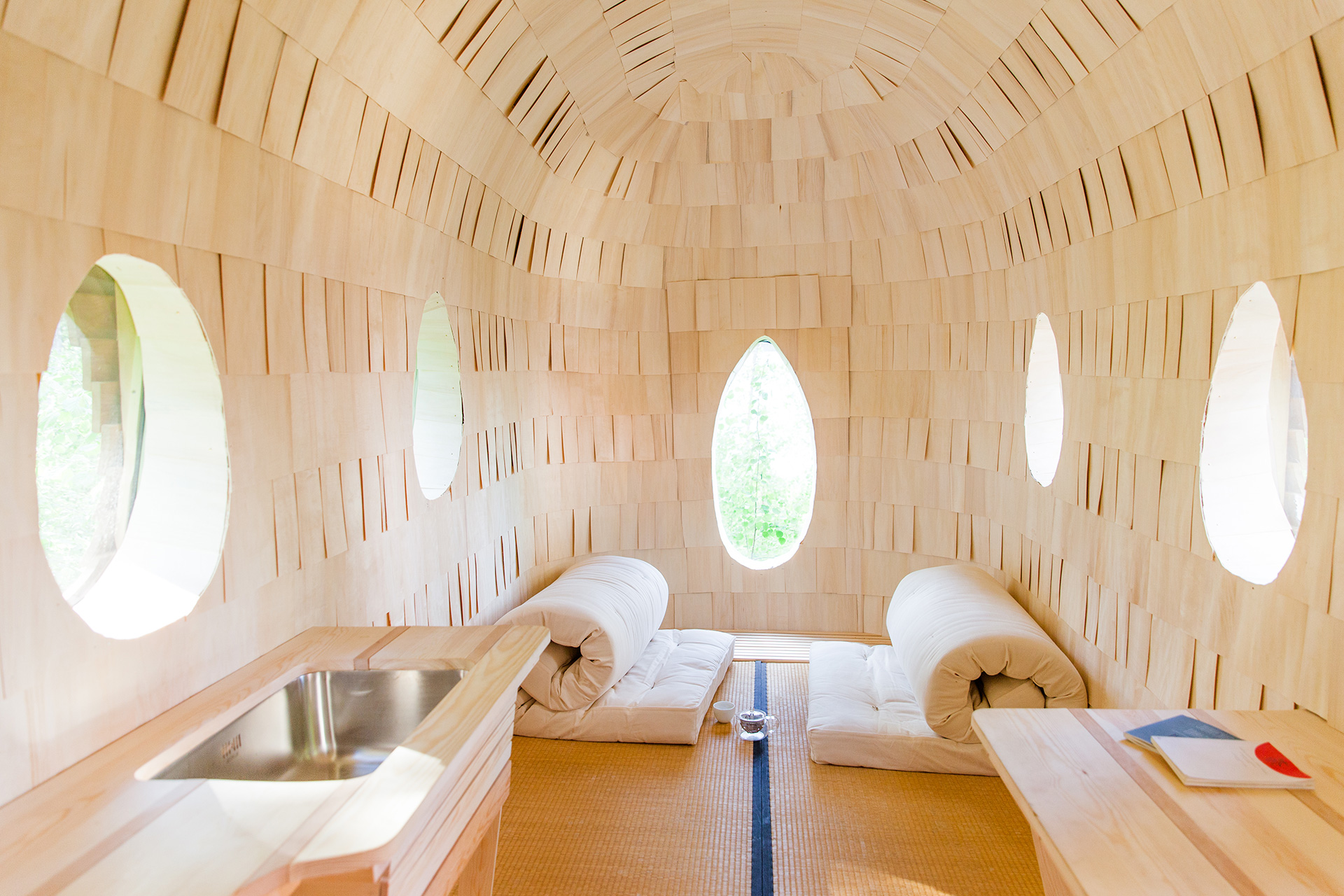 Inside the Luomokoti by Finnish civil engineer Toni Goltz | Diversity in living, a changing lifestyle| STIRworld