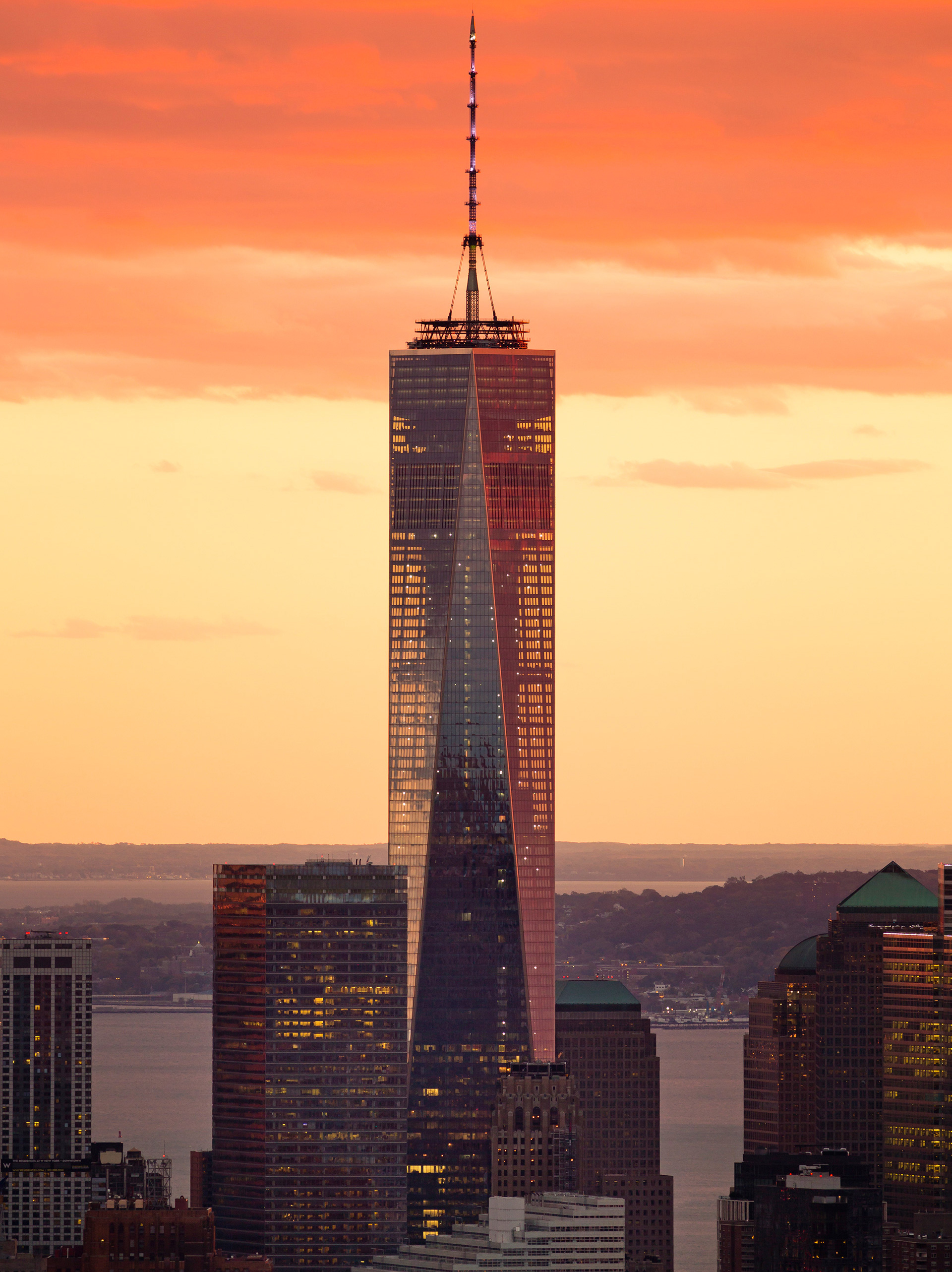 One World Trade Center | New York | Vladimir Belogolovsky | STIRworld