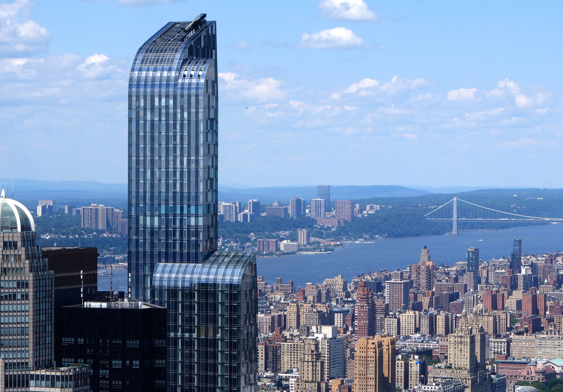 ONE57 | New York | Vladimir Belogolovsky | STIRworld