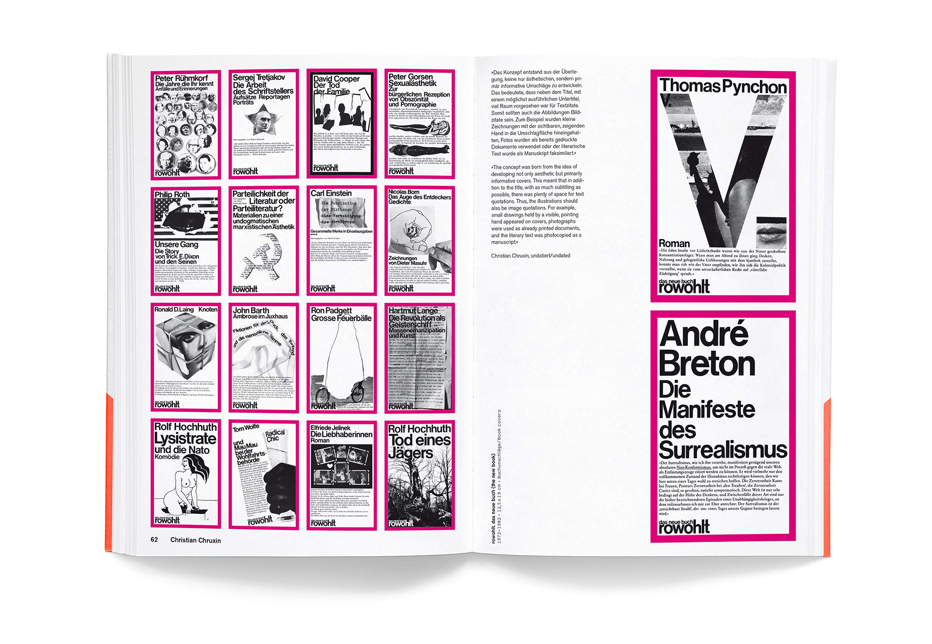 West-Berlin Grafik-Design – Graphic Design behind the Iron Curtain by Jens Müller| West-Berlin Grafik-Design – Graphic Design behind the Iron Curtain | Jens Müller| STIRworld