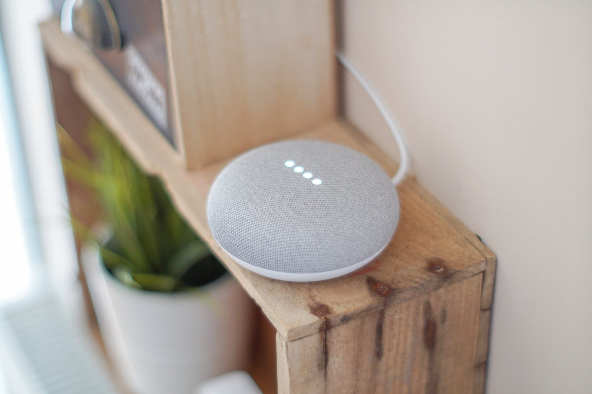 Brands are embracing the handcrafted aesthetic to make tech seem more natural. For example, Google's Home Mini speaker borrows from the appearance of pebbles | The Augmented Human | SPACE10 | STIRworld